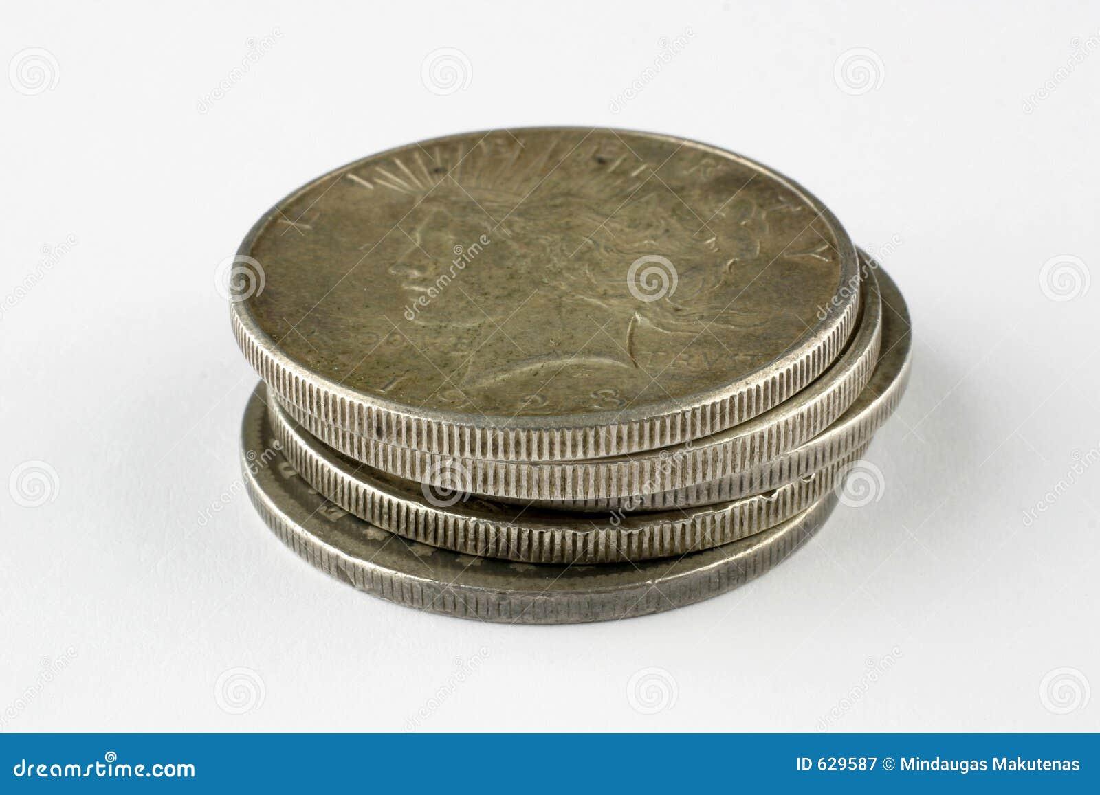 Download доллары 5 стоковое изображение. изображение насчитывающей ценно - 629587
