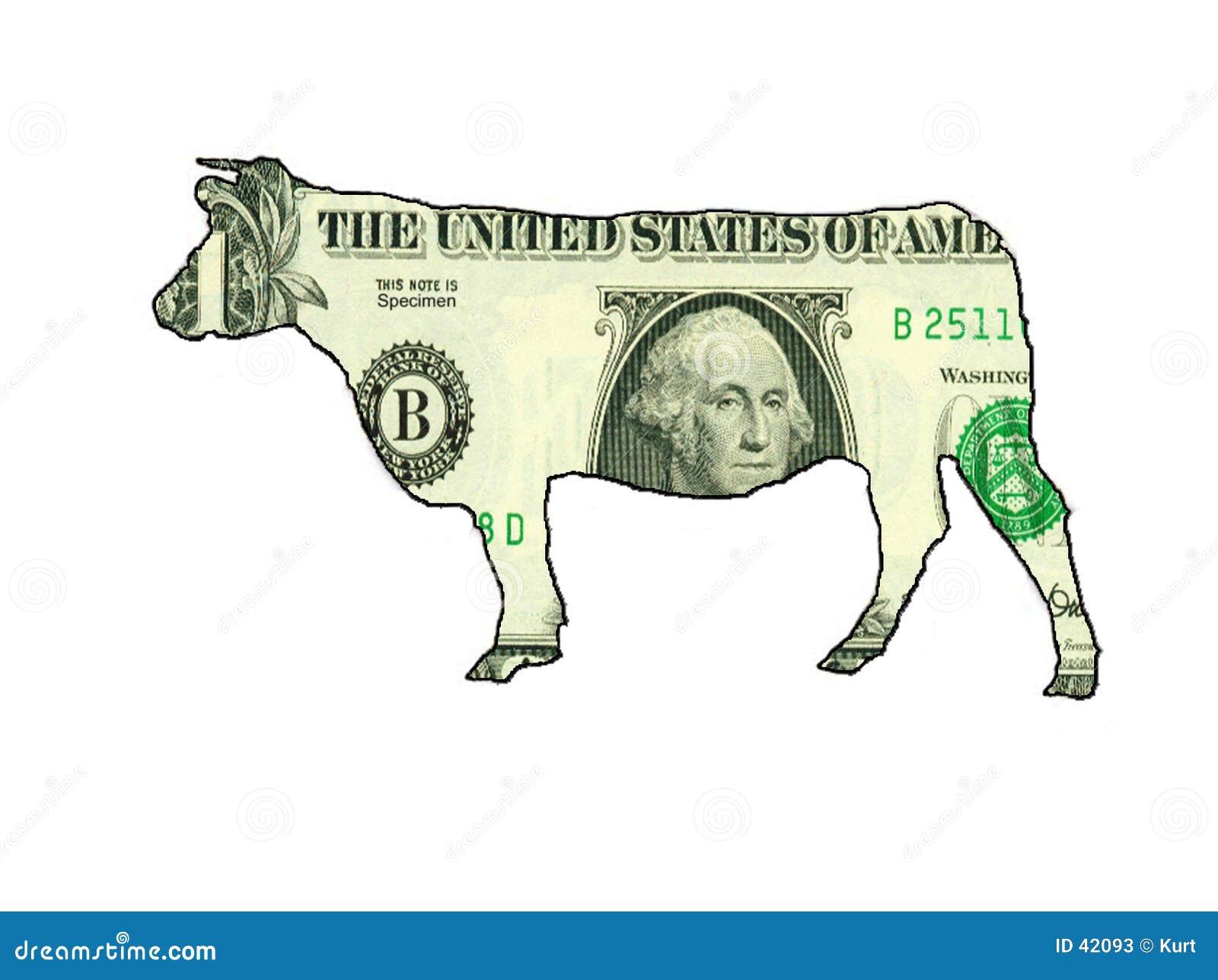 доллар cashcow