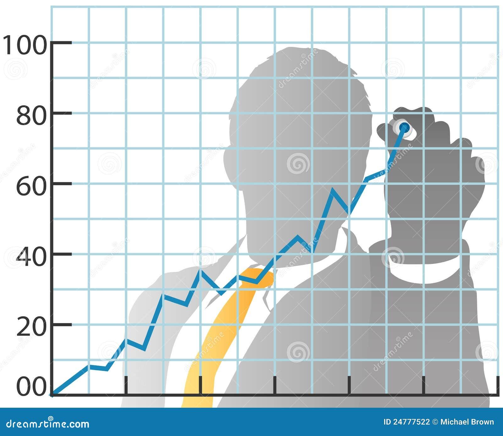 доля сбываний рынка человека чертежа диаграммы дела