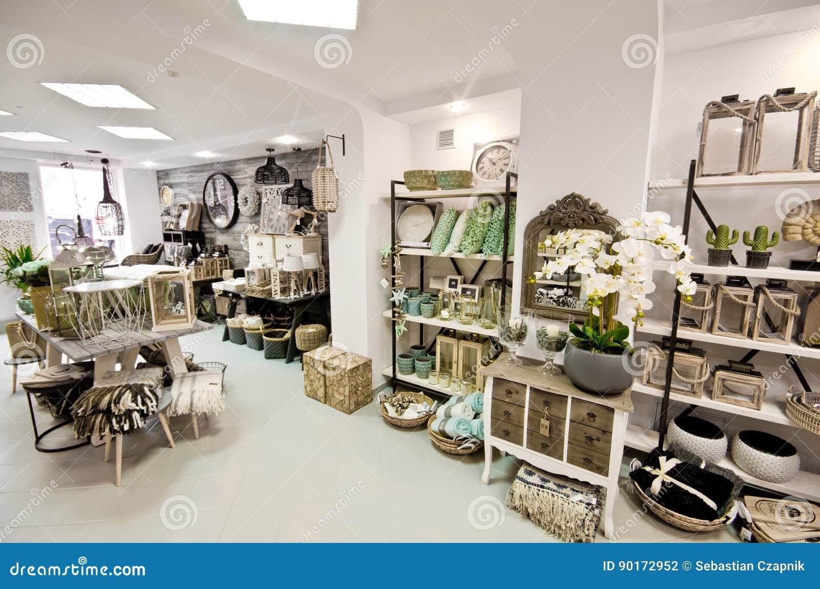 Домашний интерьер магазина украшений Стоковое Фото - изображение ... 57789d2c1fa