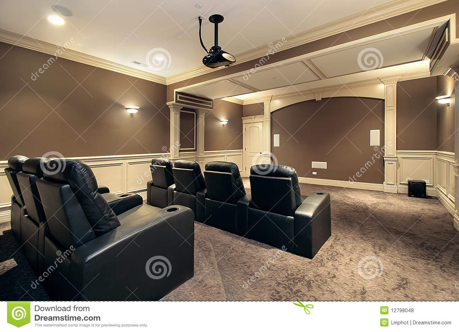 домашний театр стадиона seating