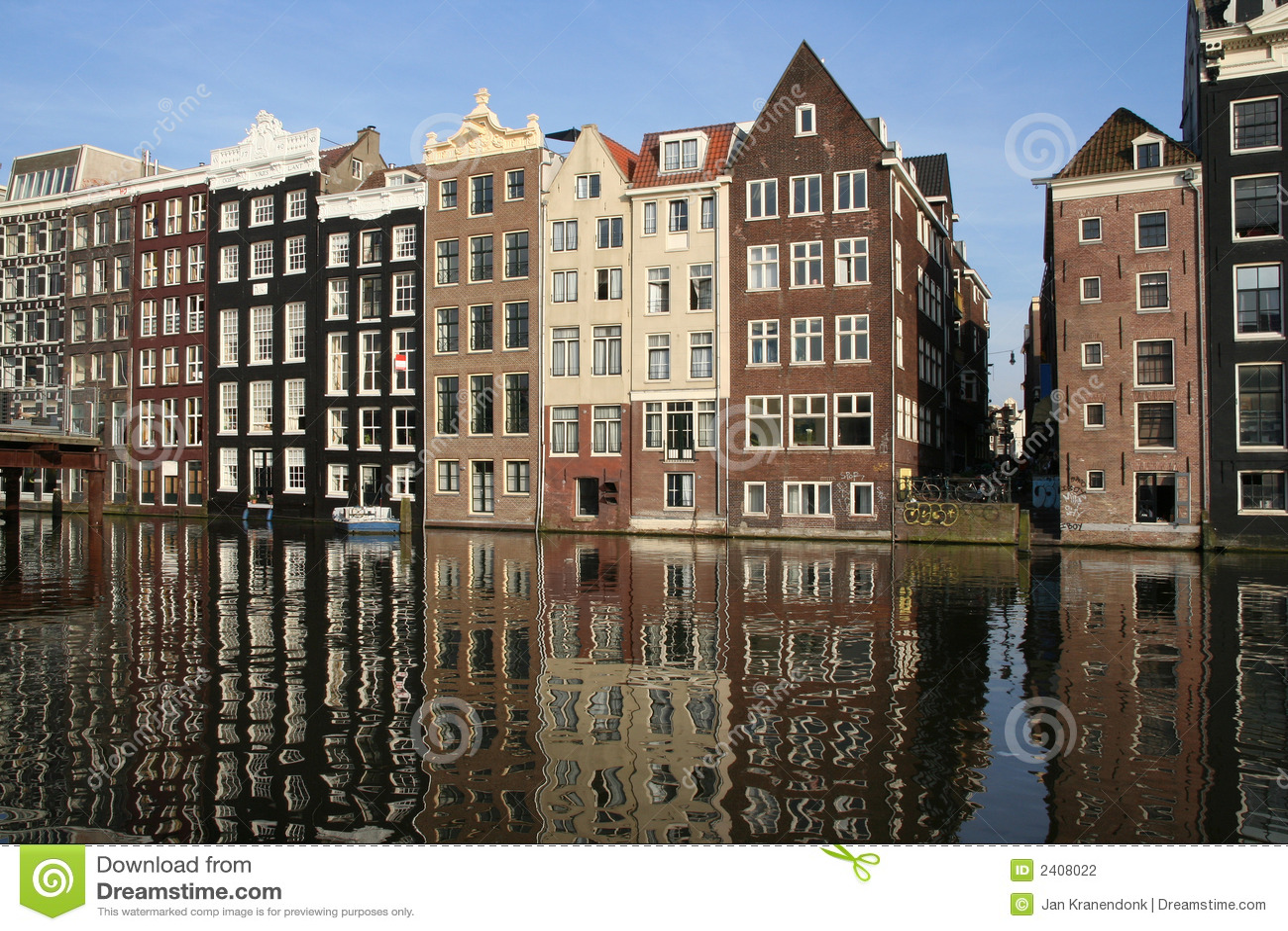дома канала amsterdam