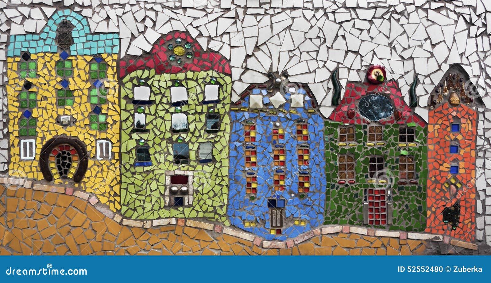 Дома мозаики