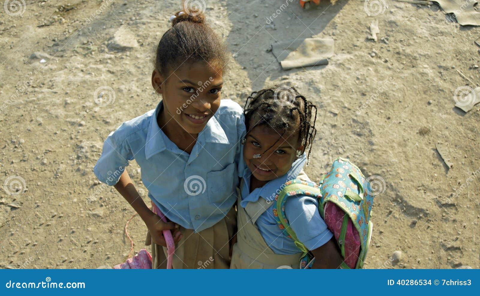 Доминиканский ребенок