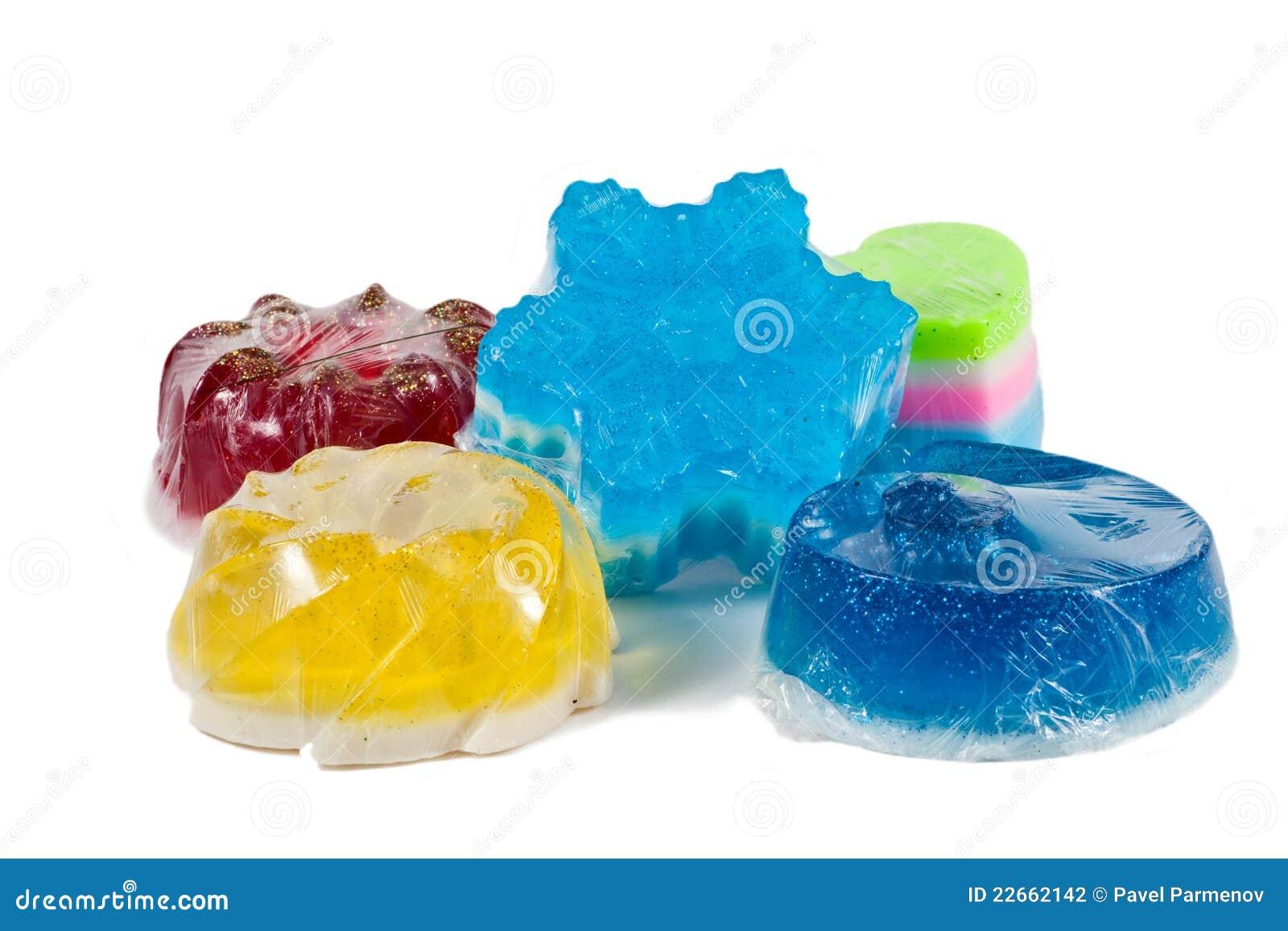 Домодельное мыло