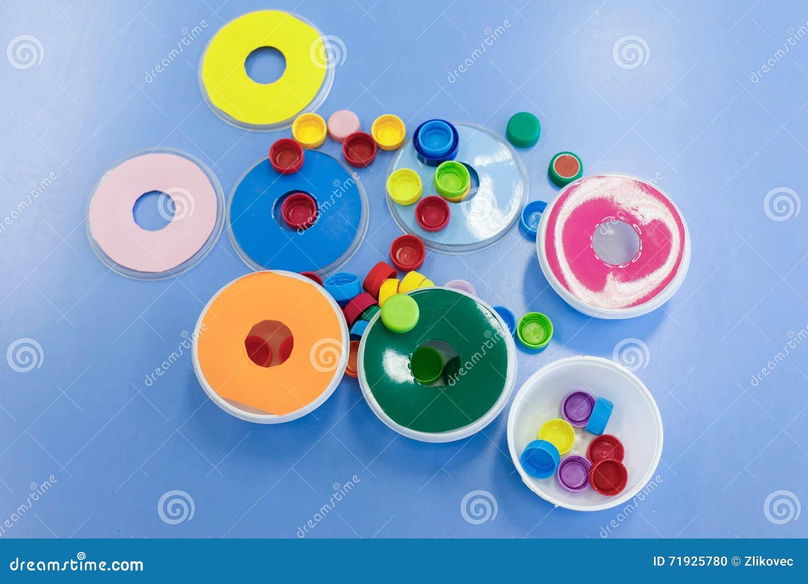 Домодельные, самодельные воспитательные игрушки