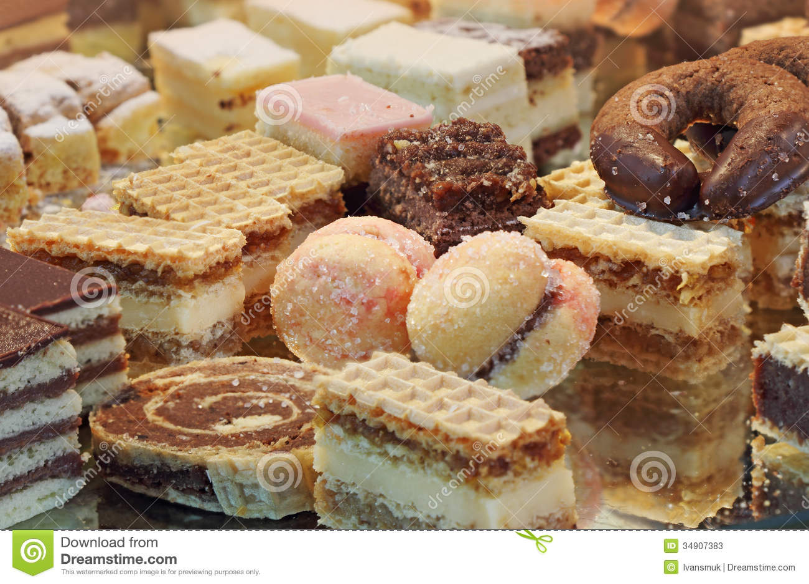 Домодельные торты