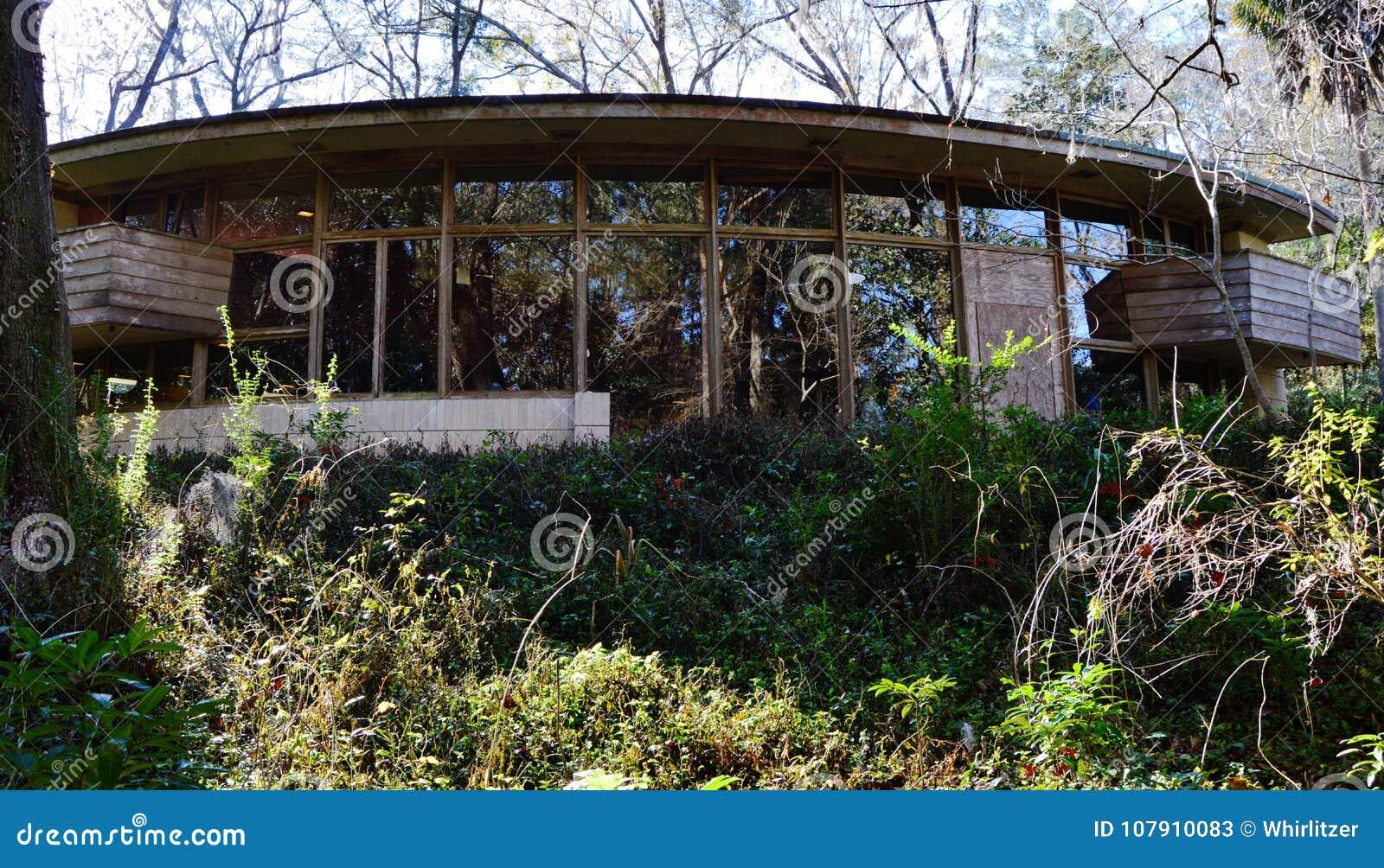 Дом весны Фрэнк Ллойд Райт, Tallahassee Флорида
