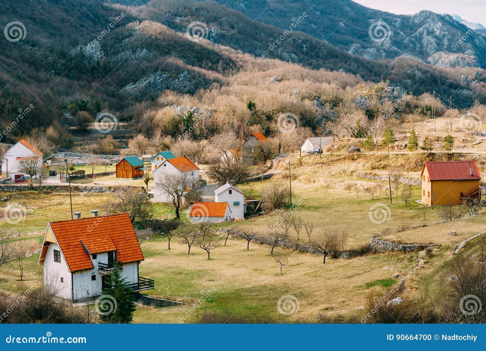 Черногория дом в горах дубай это восток