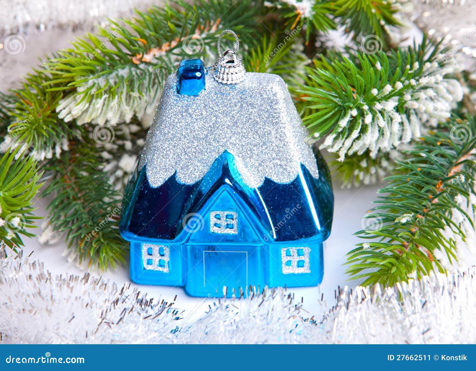 Дом игрушки - сновидение Новый Год собственной дома