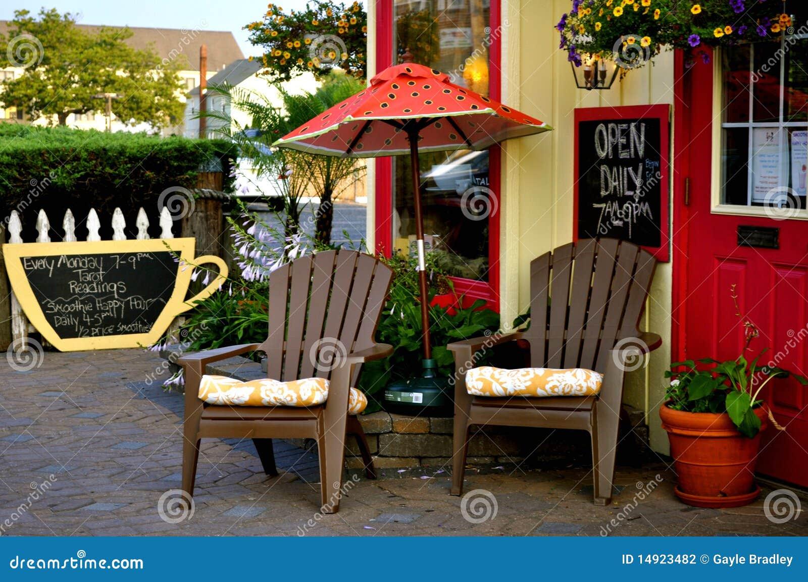 дом кофе outdoors