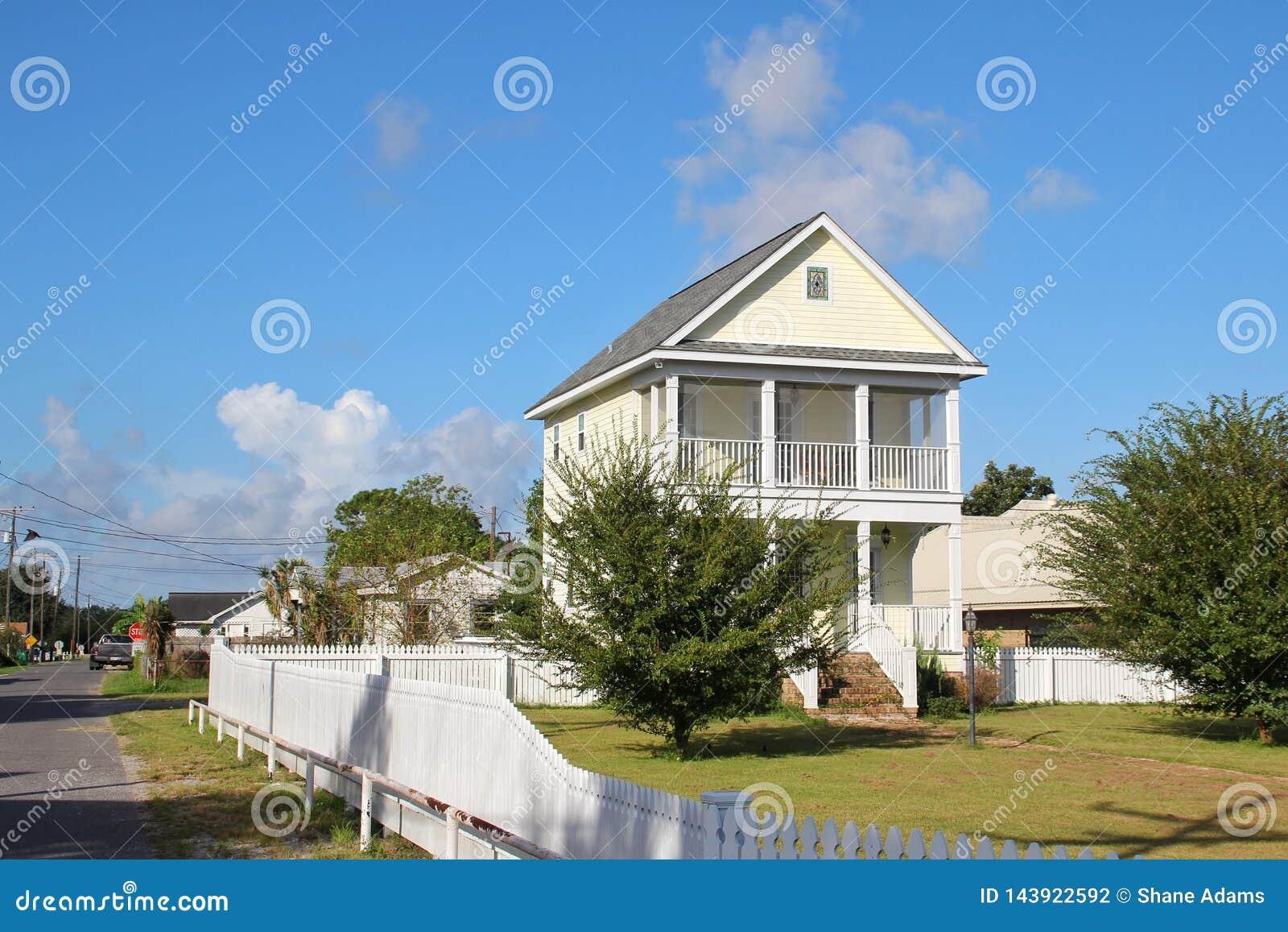 Дом Луизианы
