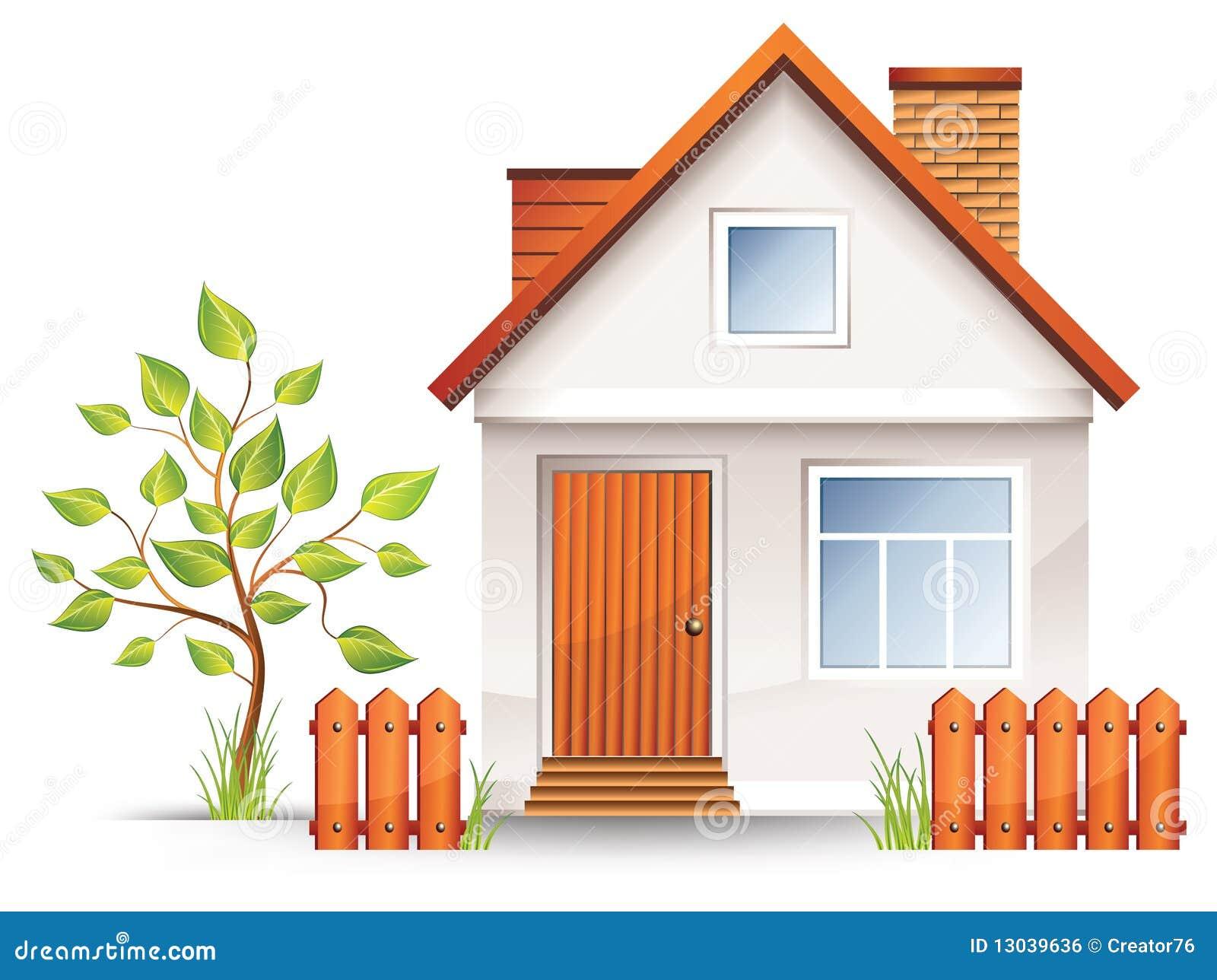 дом малая