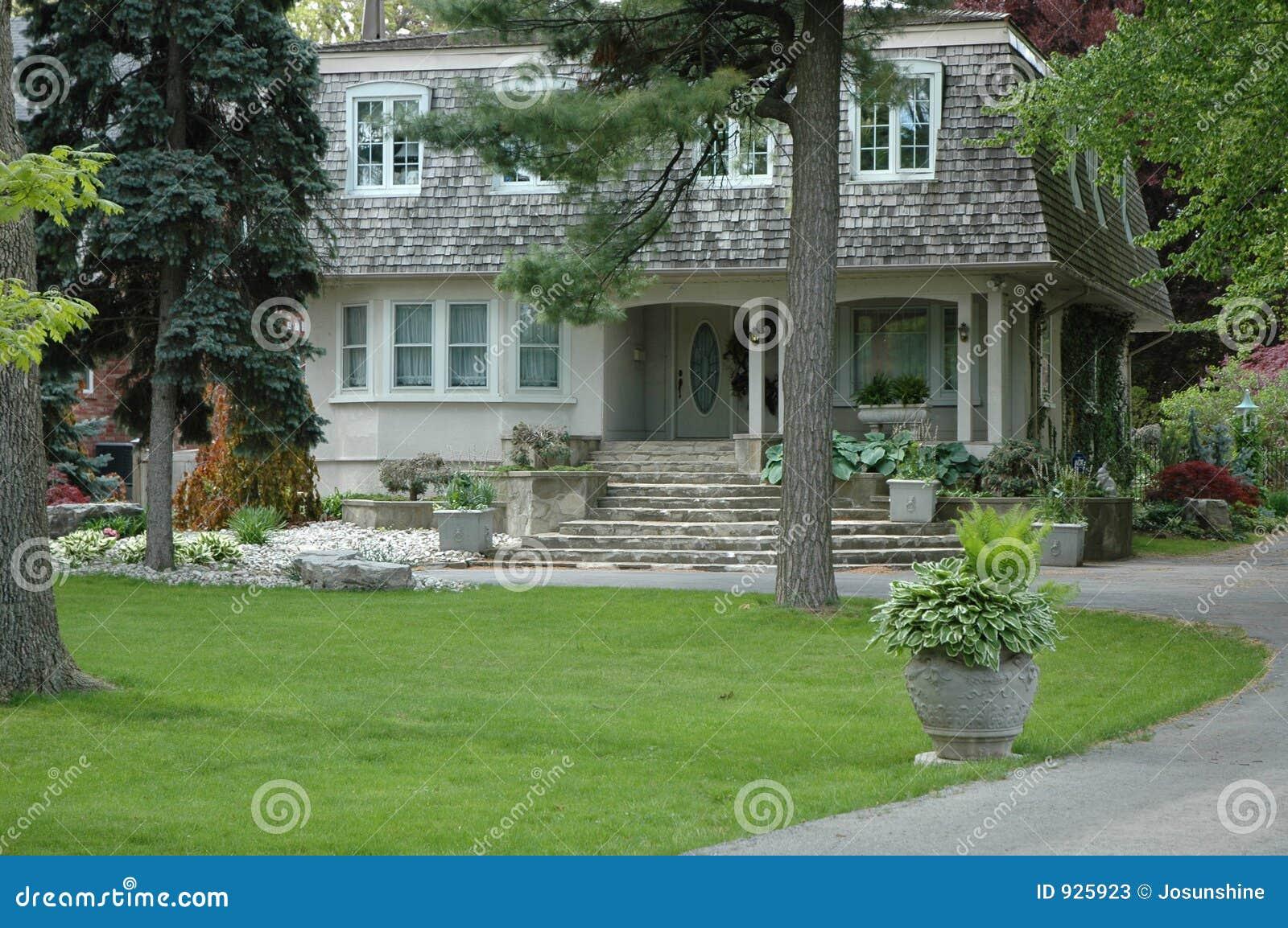 дом необыкновенная