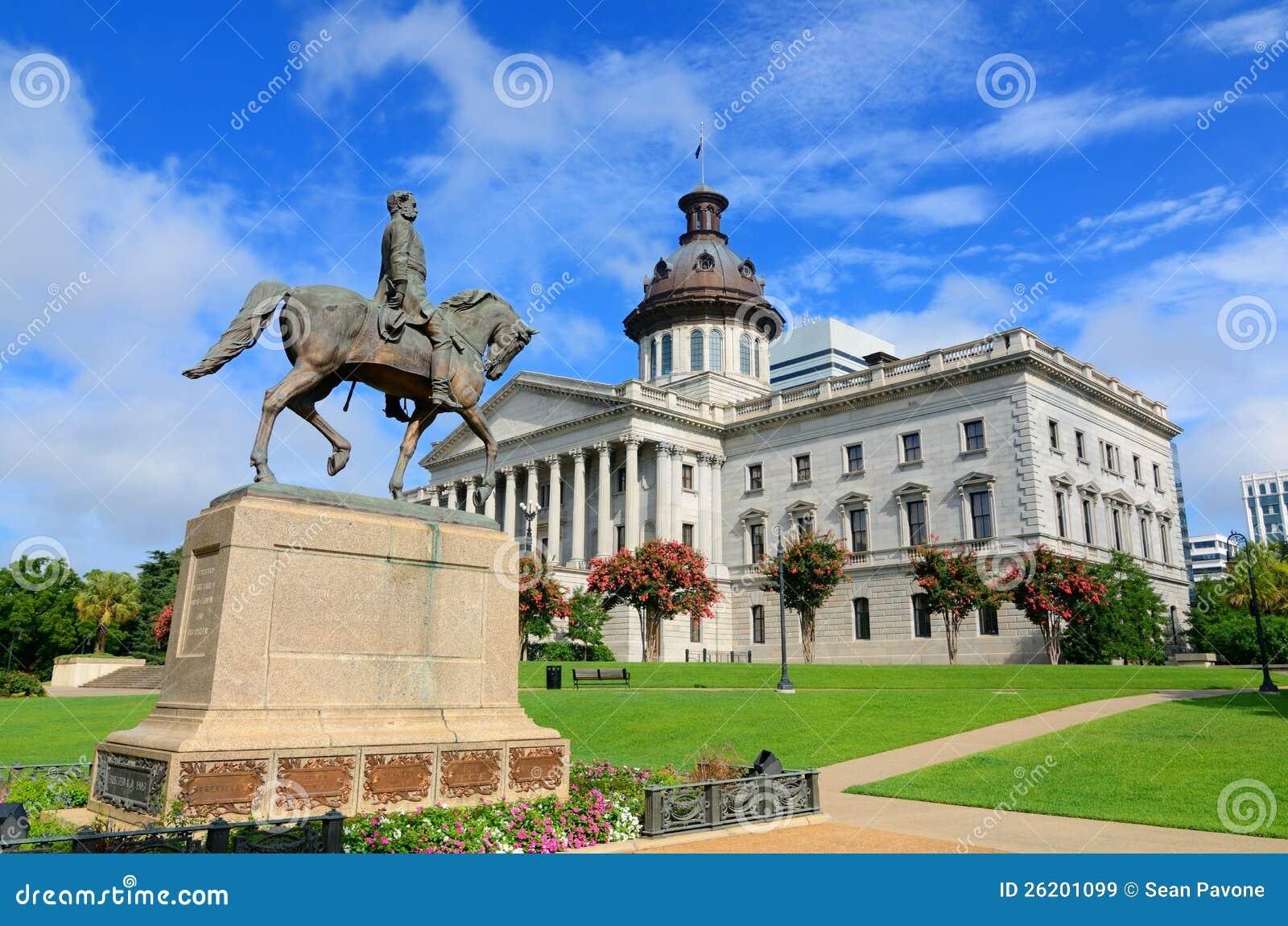 Дом положения South Carolina