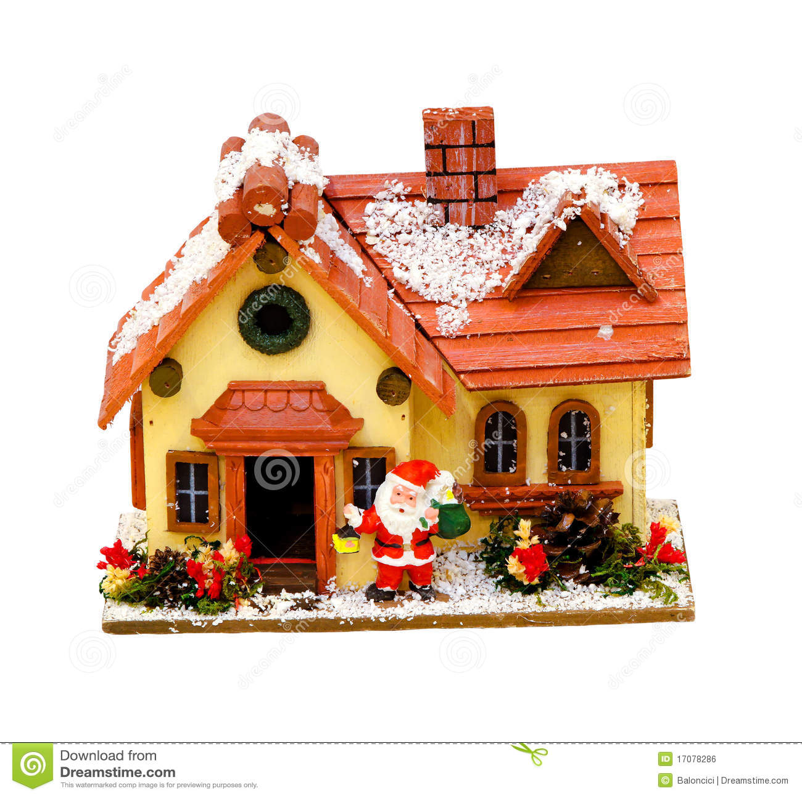 дом рождества