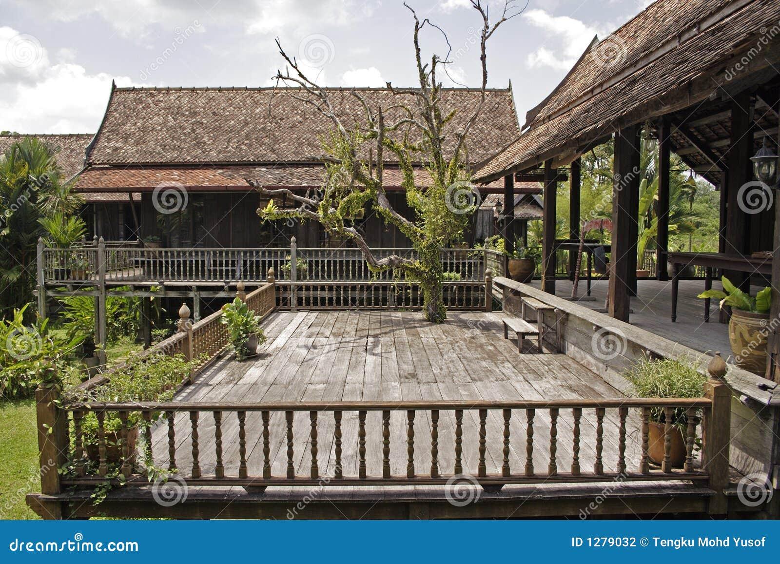 дом традиционная