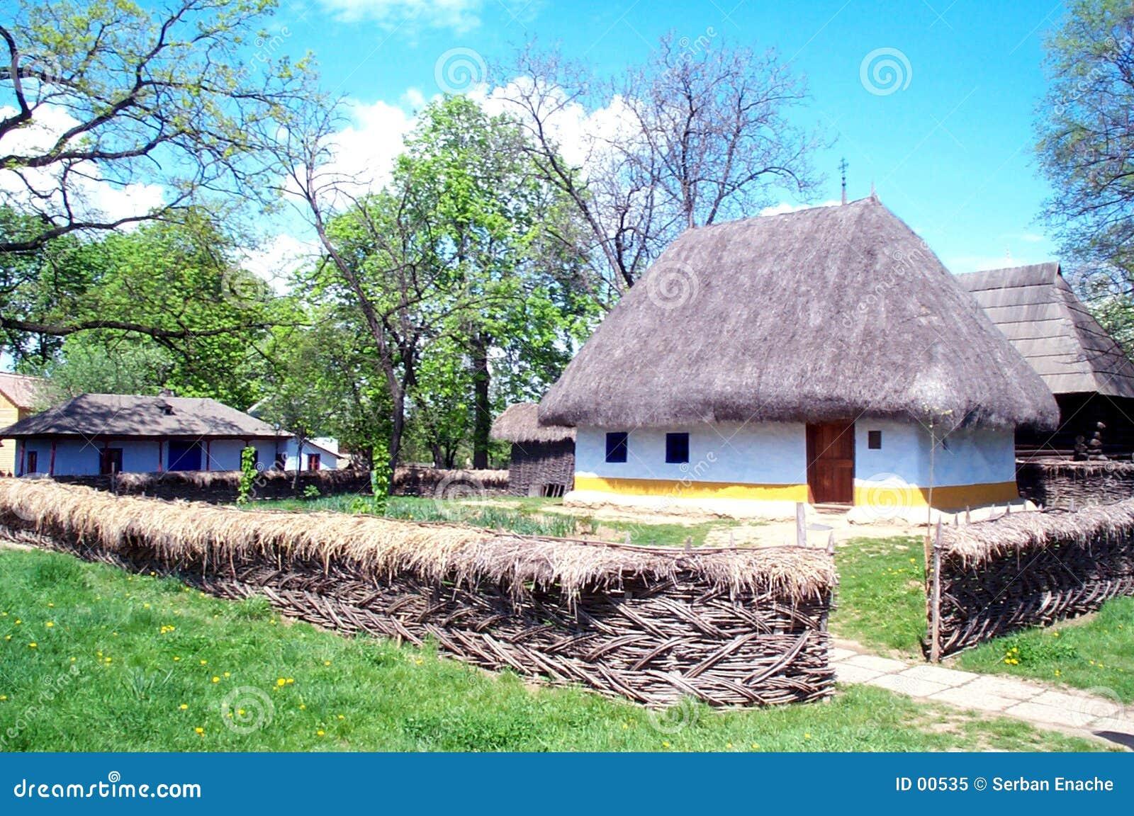 дом фермы