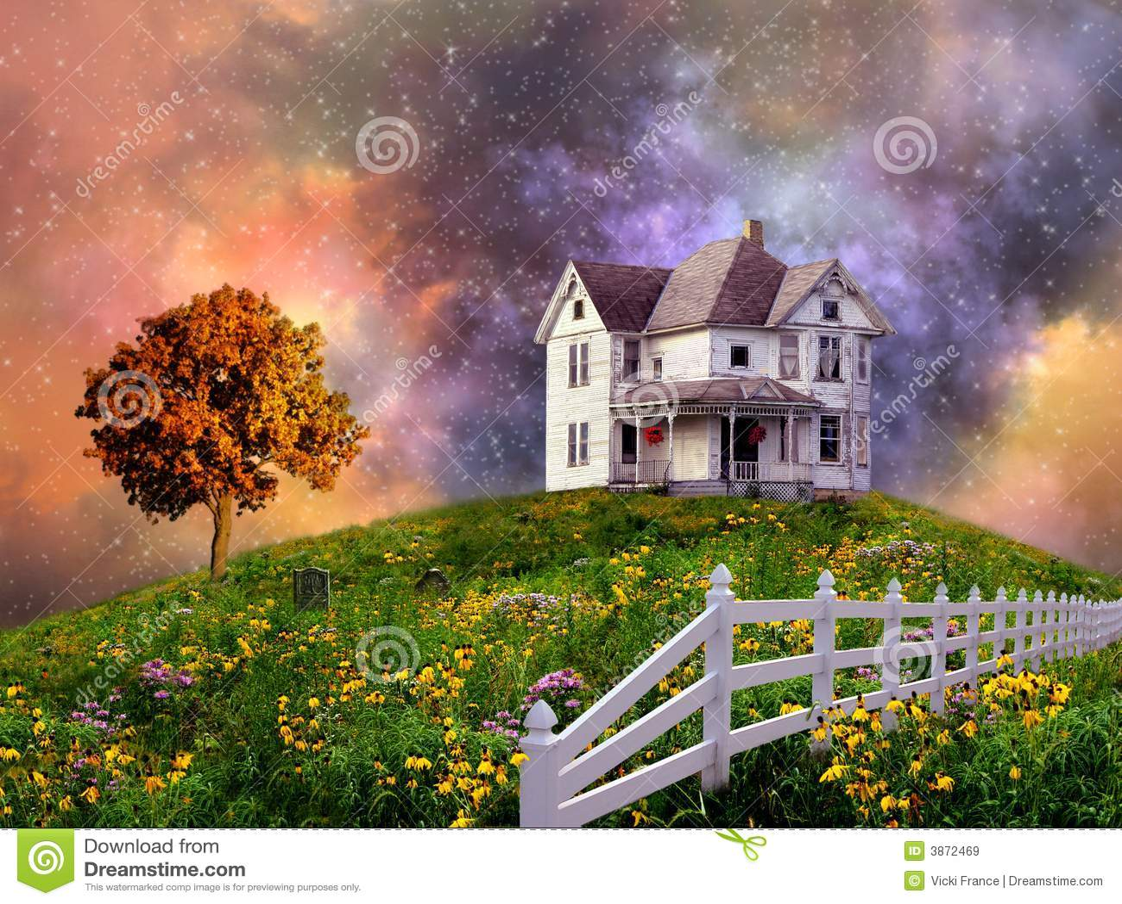 дом холма