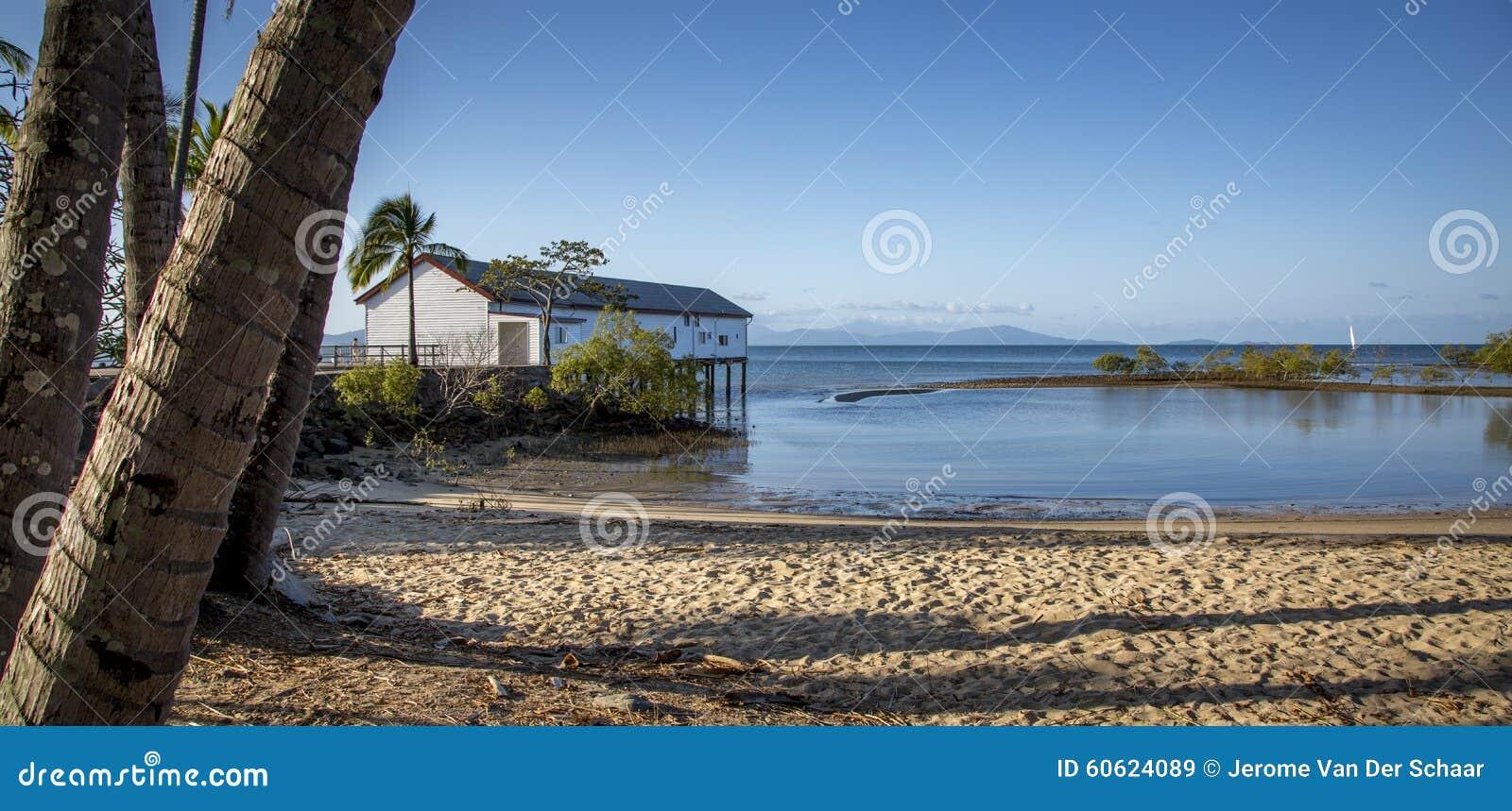 Дом шлюпки Port Douglas