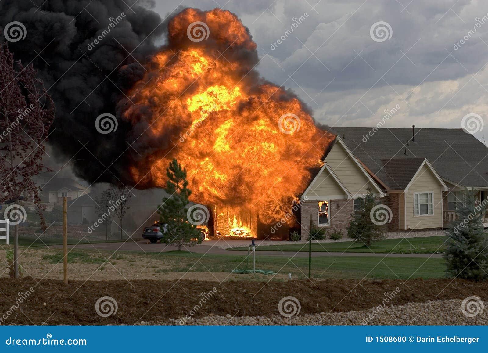 дом 2 пожаров