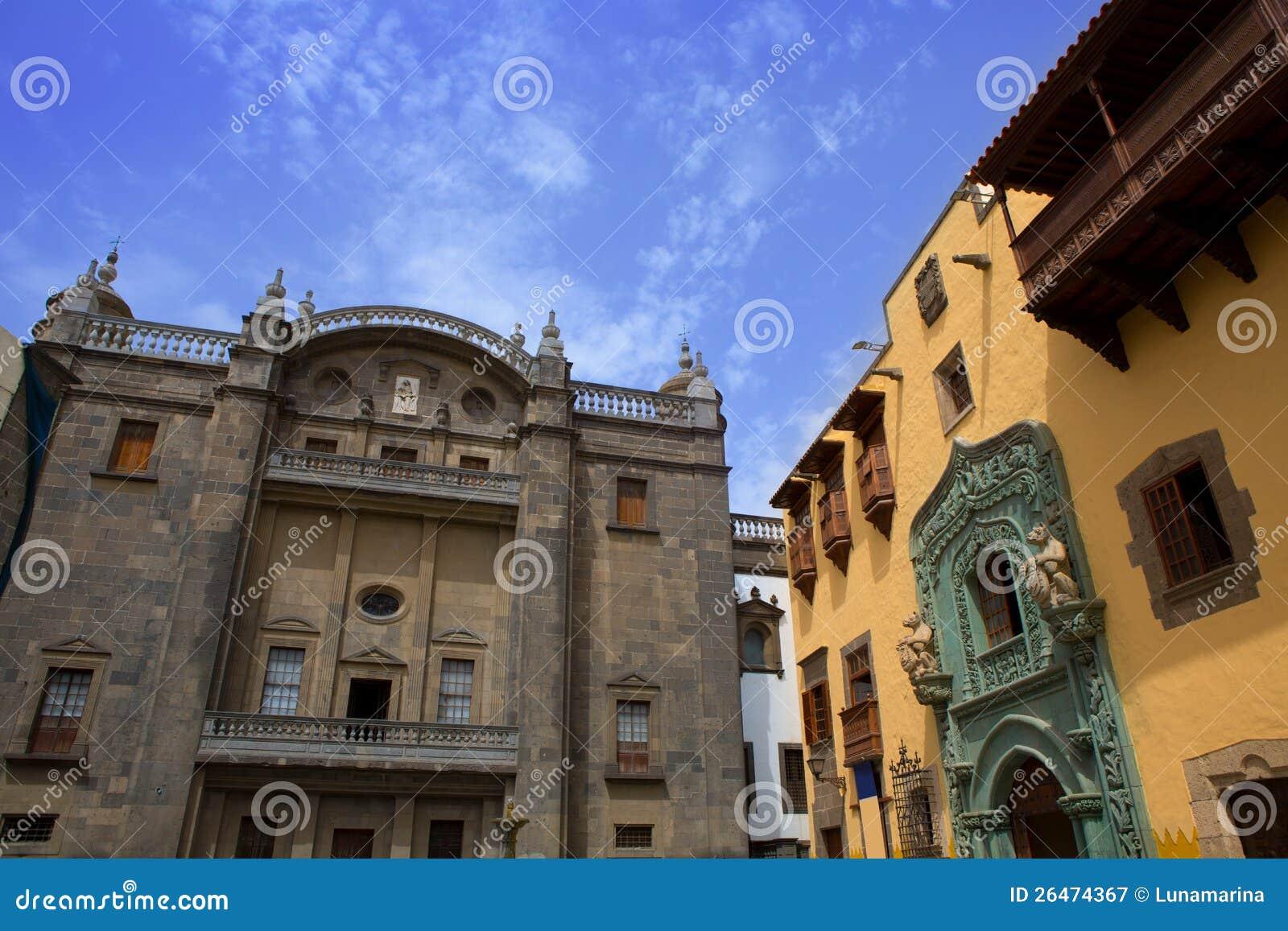 Дом Las Palmas Gran Canaria Колумбус