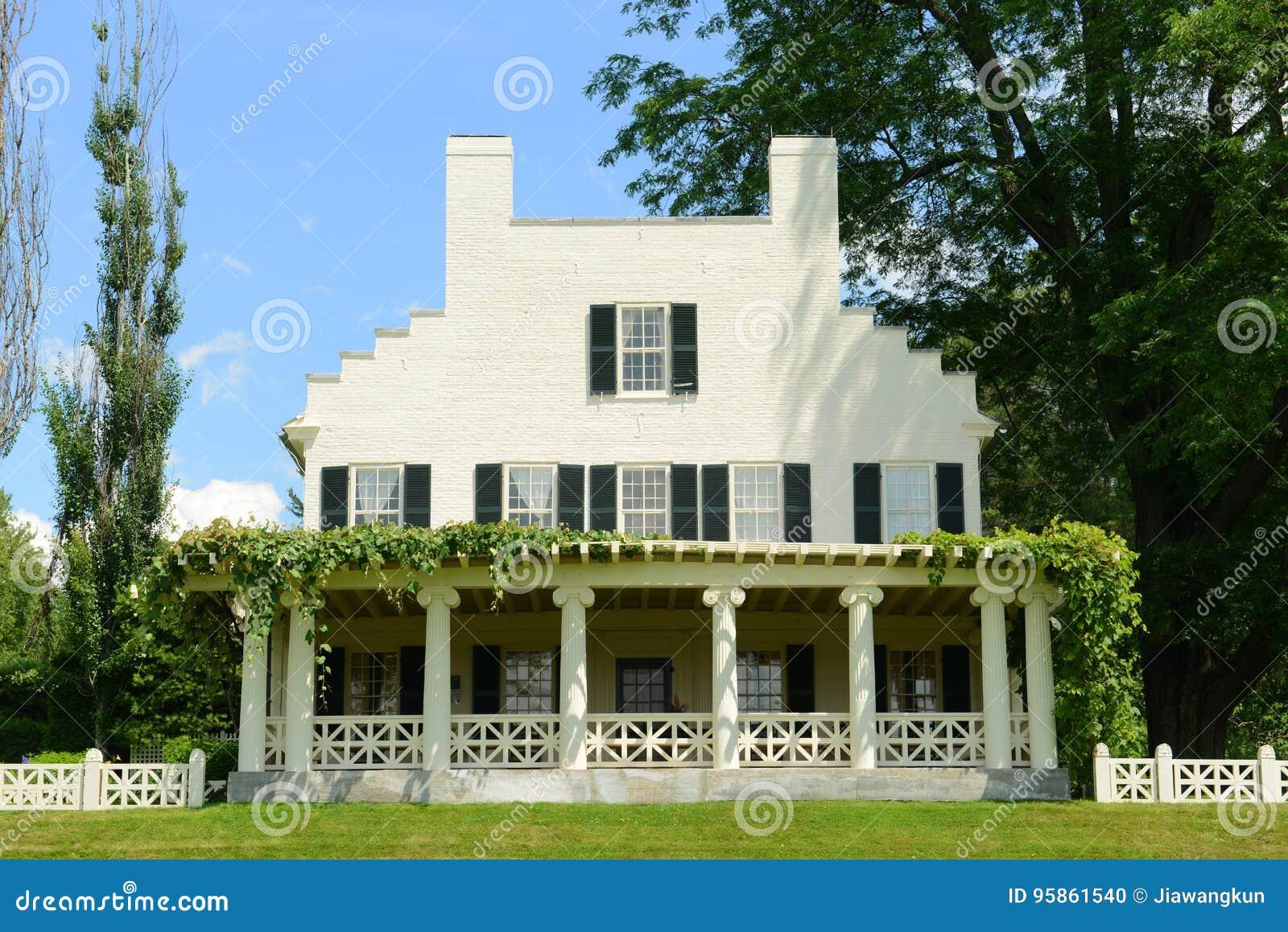 Дом St Gaudens, корнуоллский язык, Нью-Гэмпшир