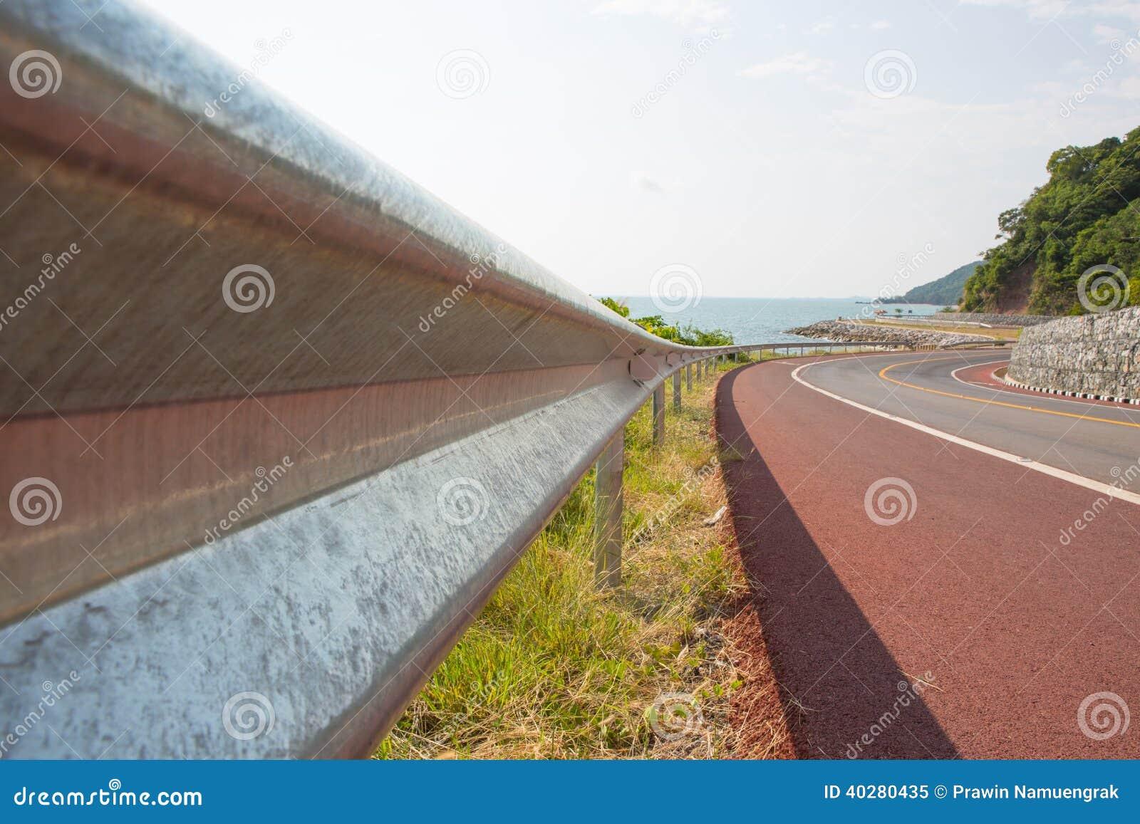 Дорога в chantaburi, Таиланде