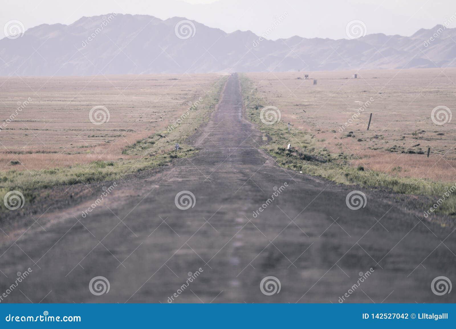 Дорога к каньонам каньон
