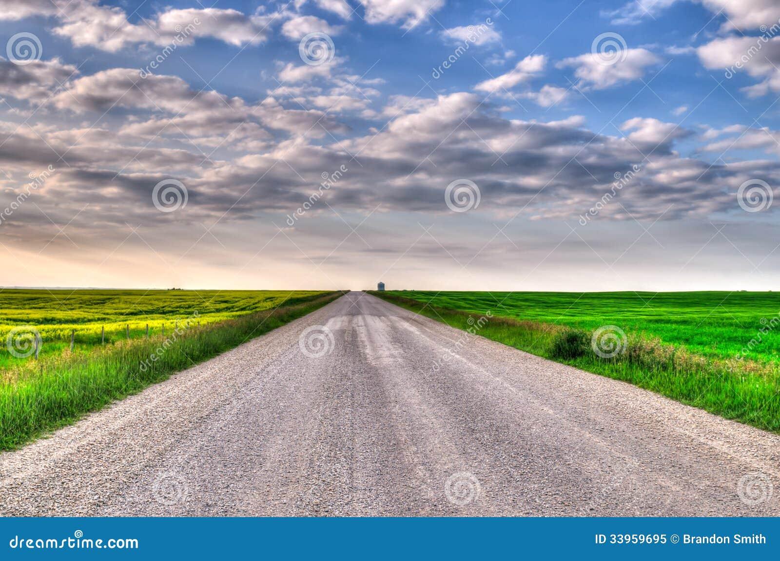 Дорога прерии