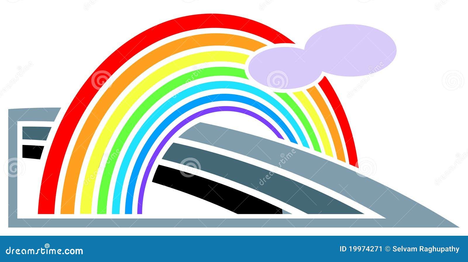 дорога радуги