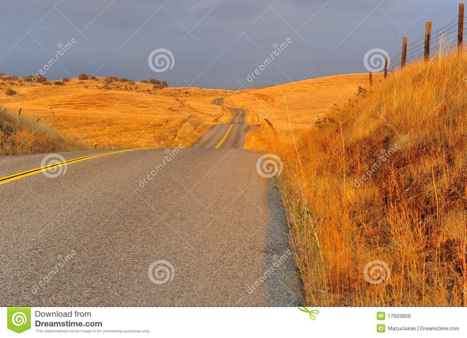 дорога california