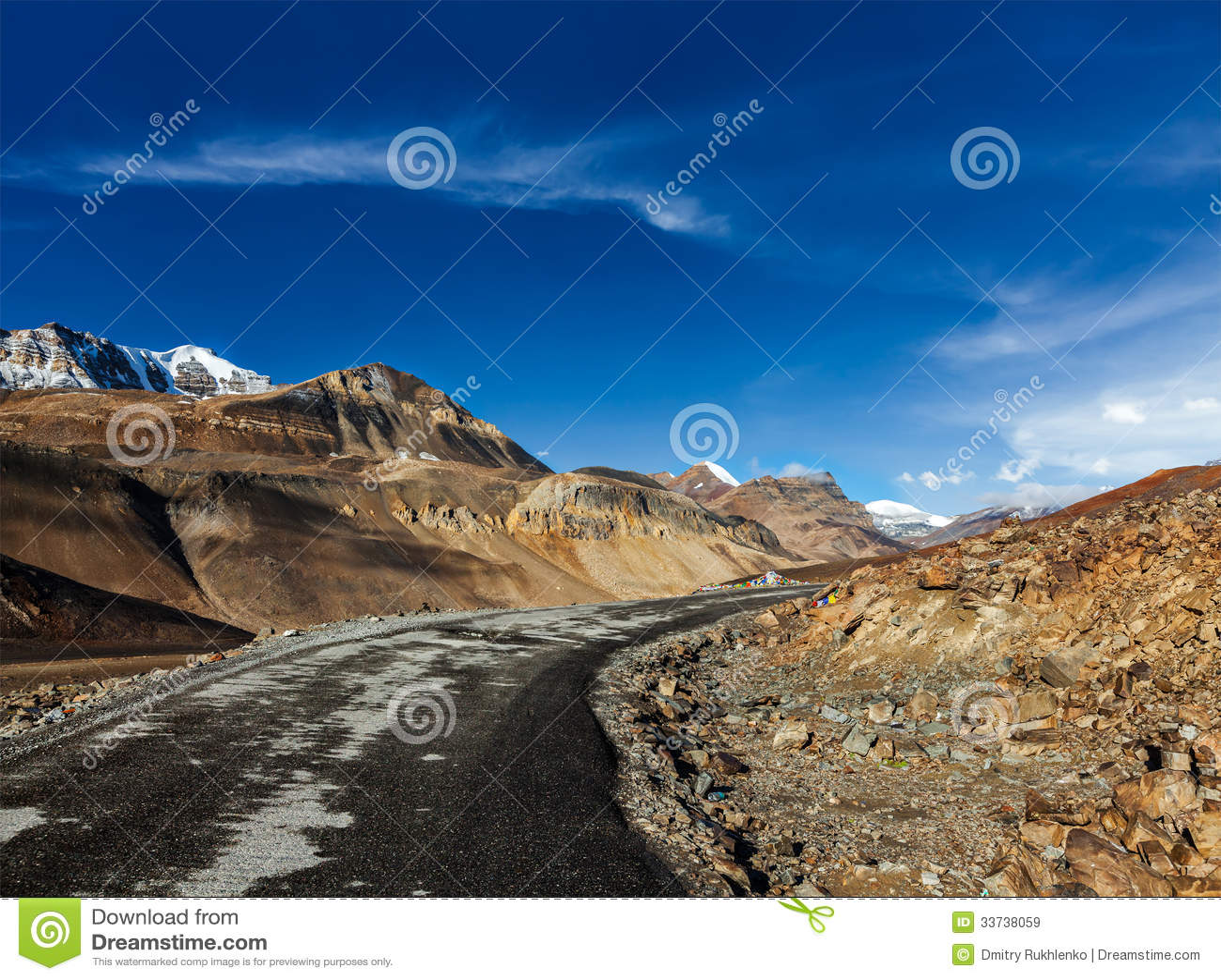 Дорога Manali-Leh
