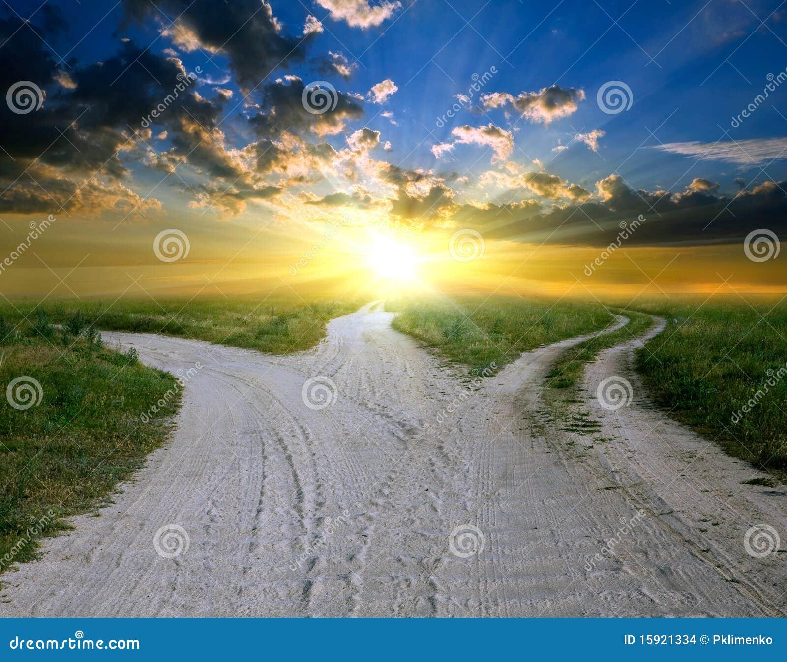 дороги сельские