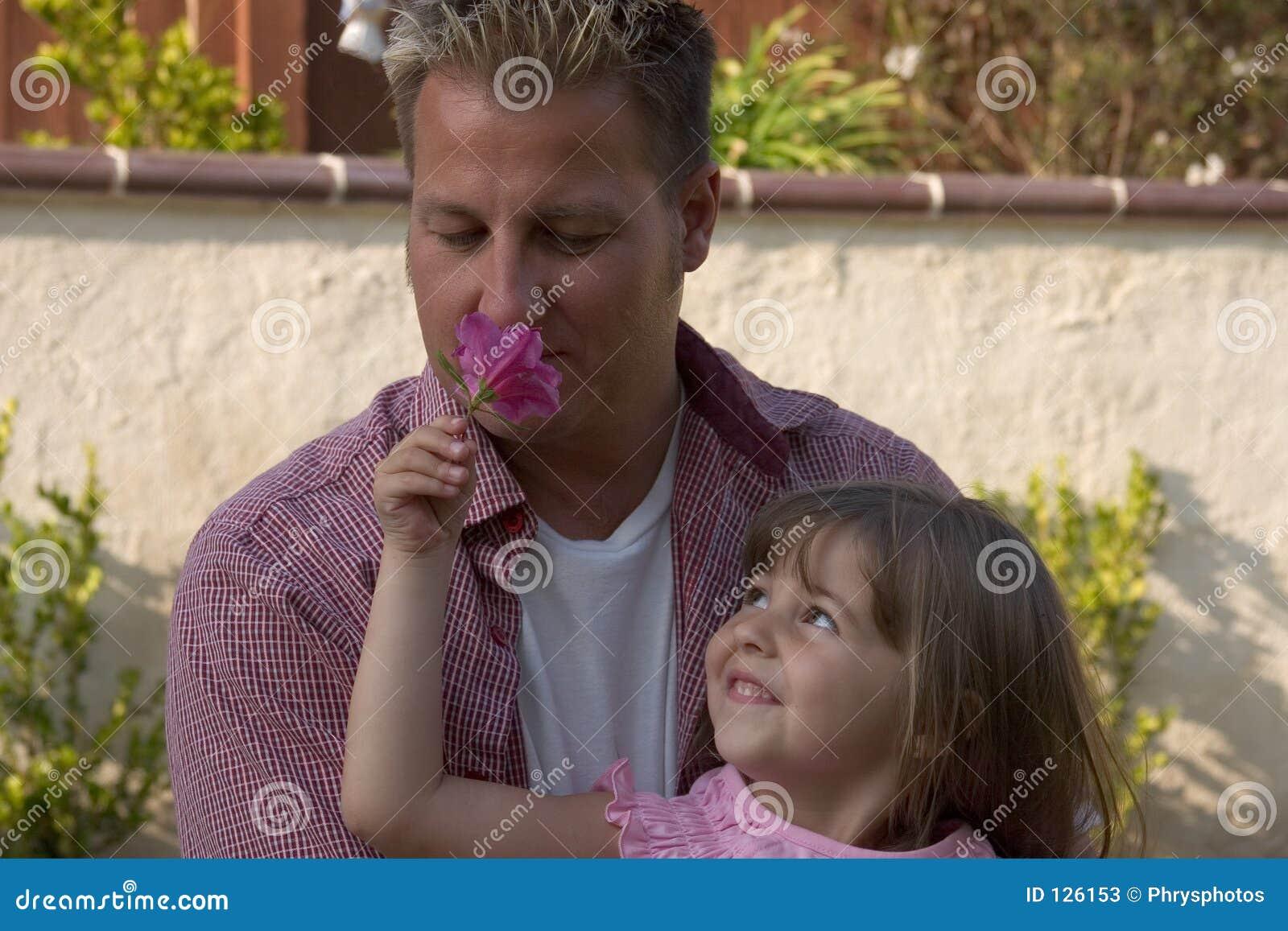 дочь папаа его