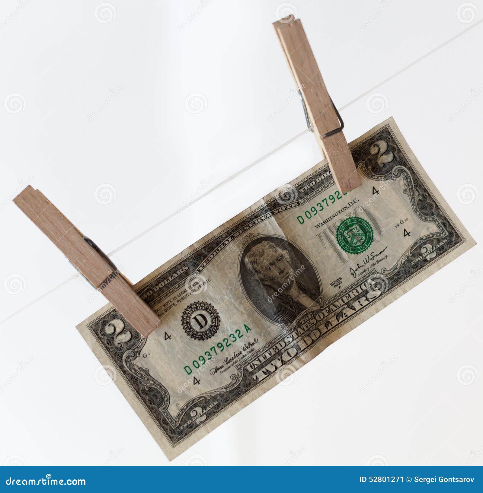 Доллар на штыре