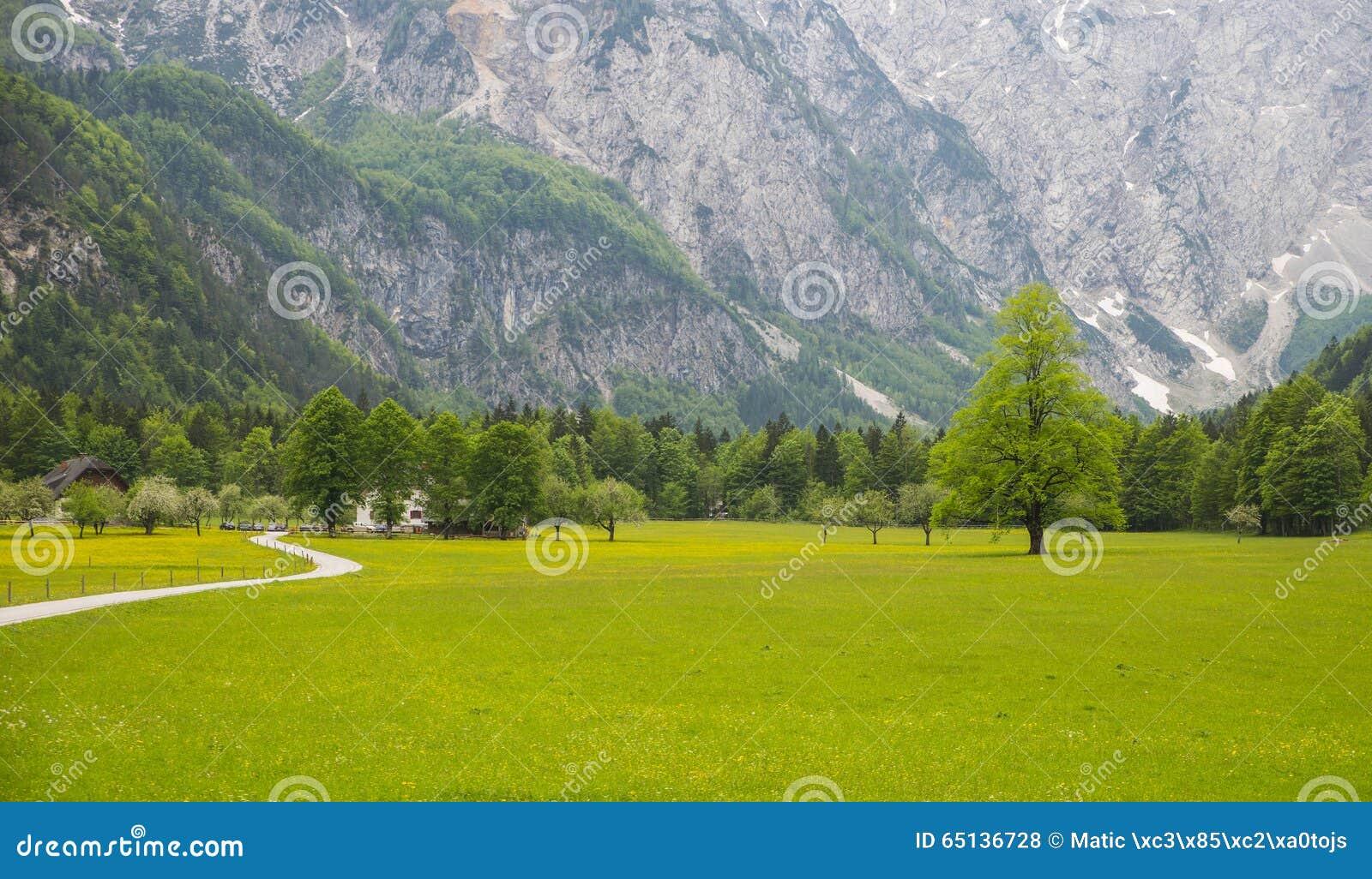 Долина Logarska dolina/Logar, Словения