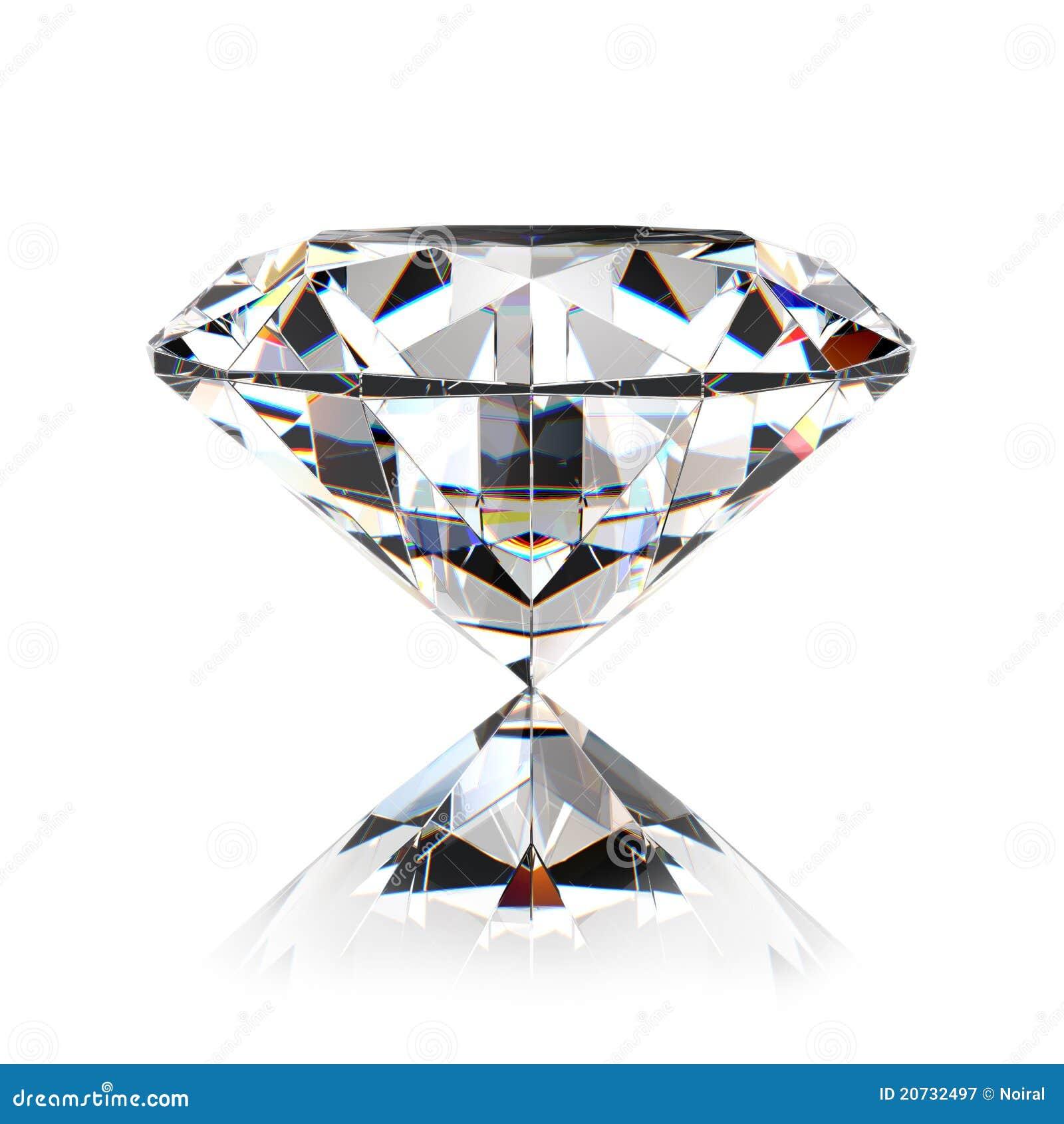 Драгоценность диаманта