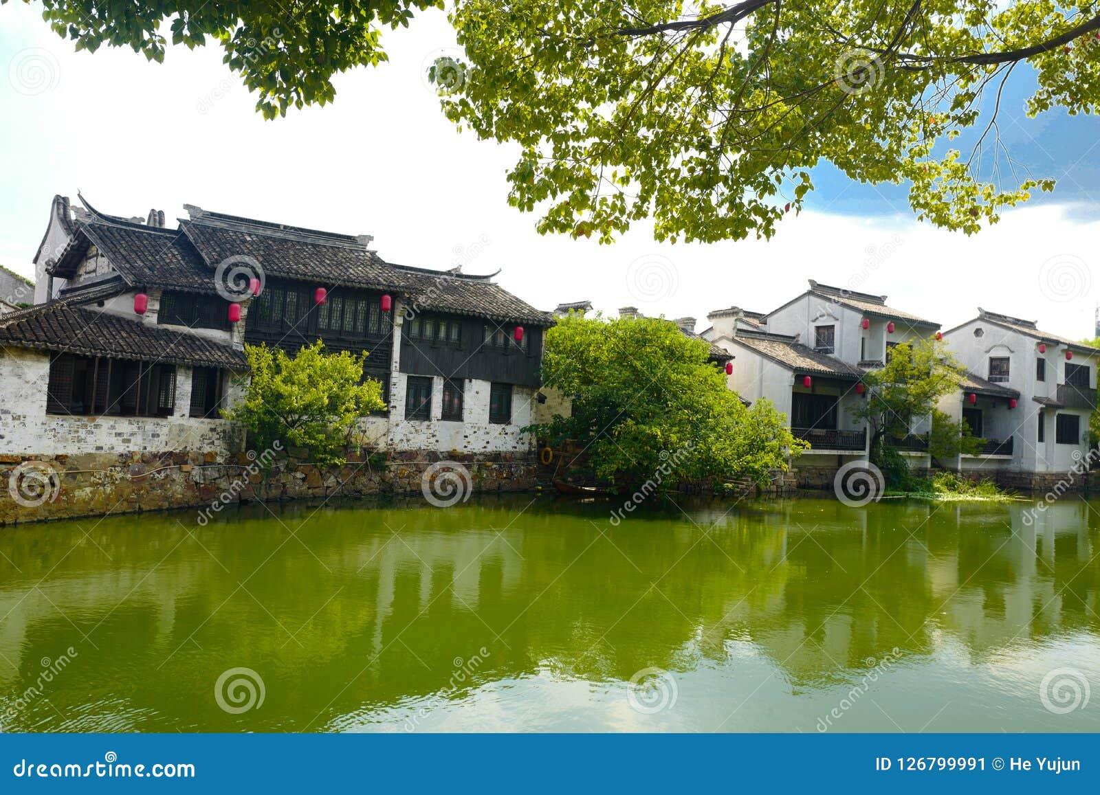 Древний город Xuntang