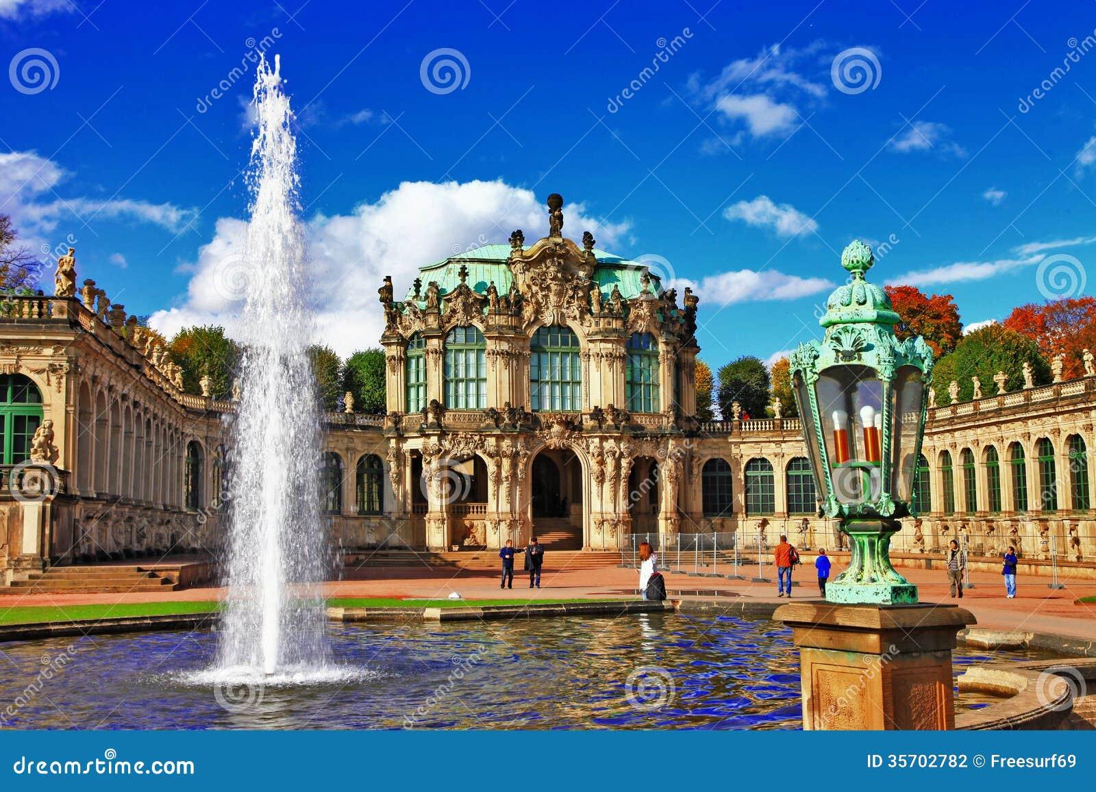 Дрезден, музей Zwinger