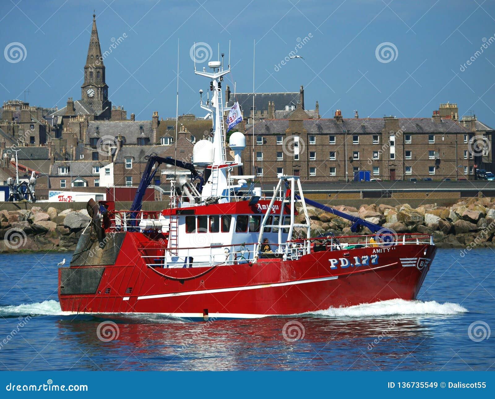 Дружба II PD177 рыболовецкого судна