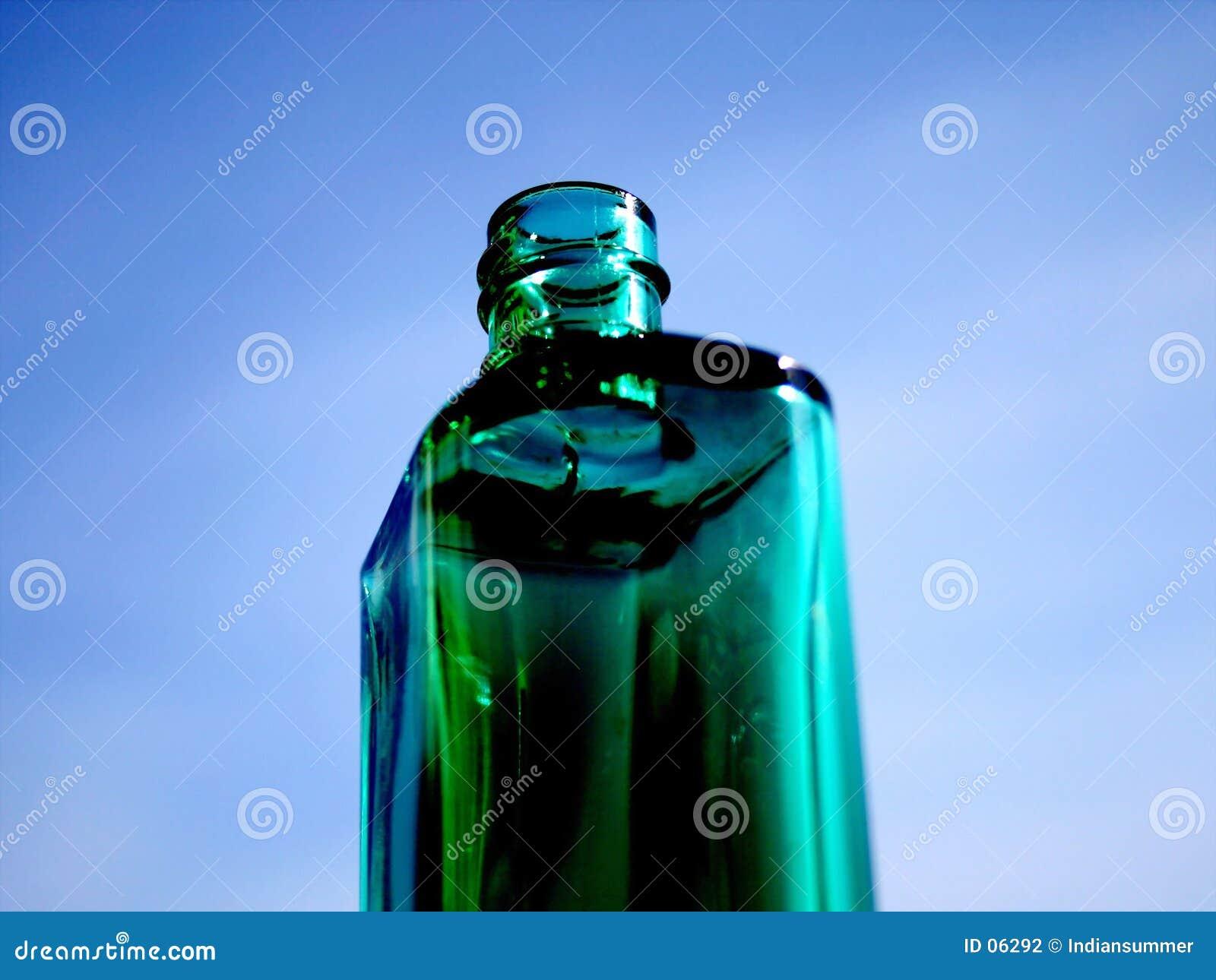 дух бутылки