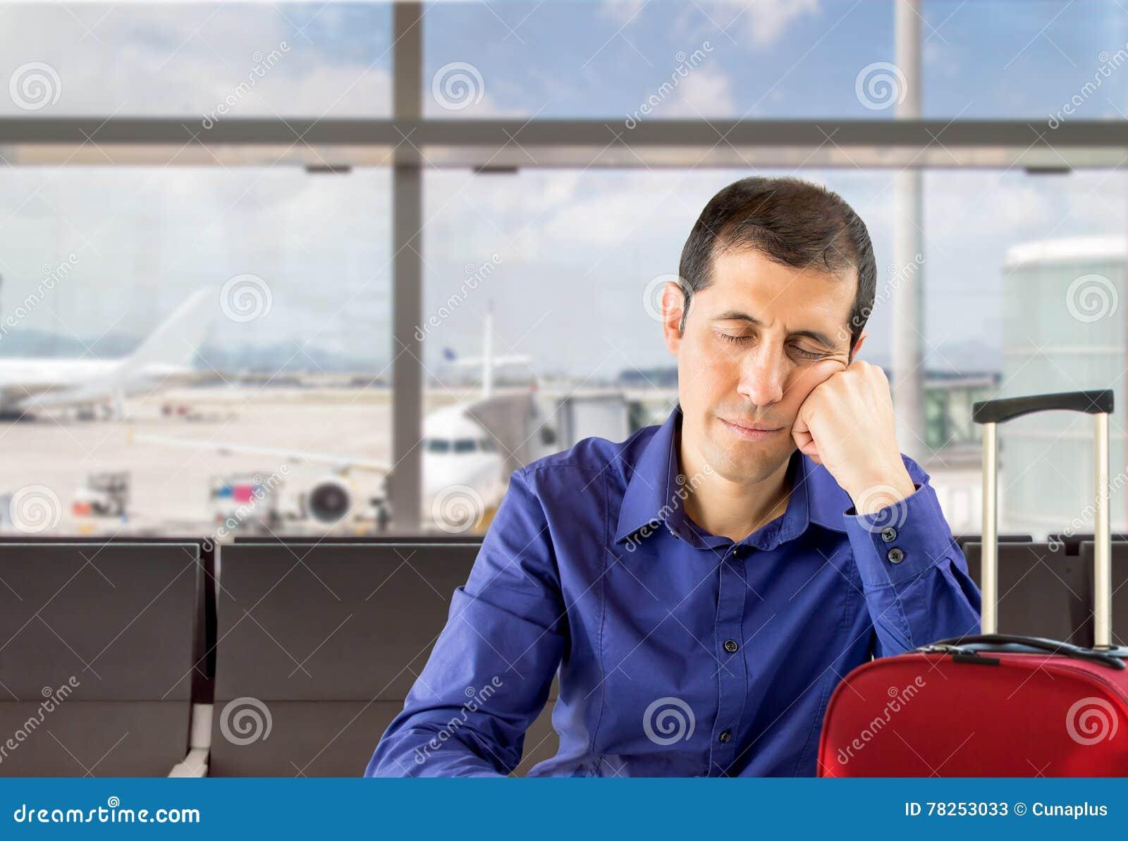 Длинное ожидание для полета