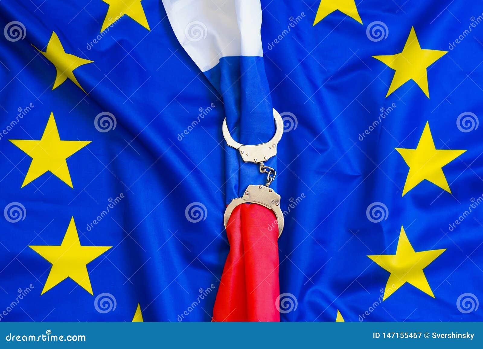 Европейский союз Концепция санкций для России