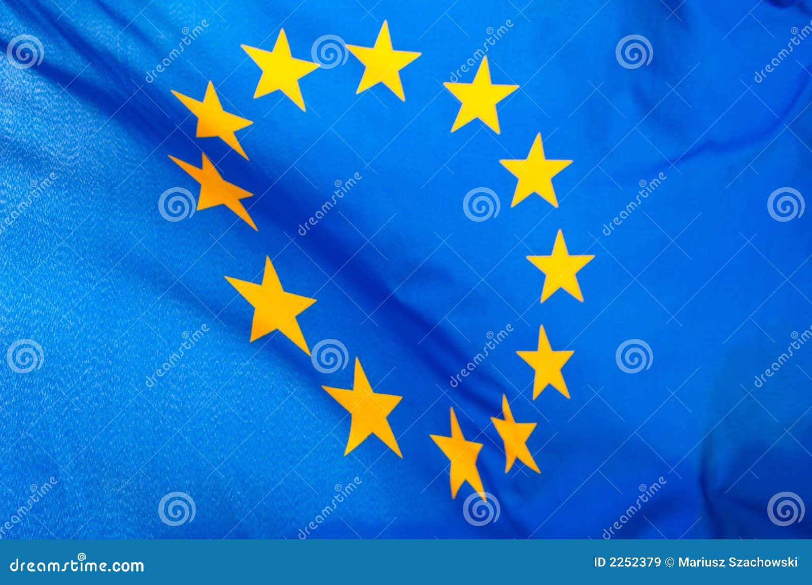 европейское соединение флага