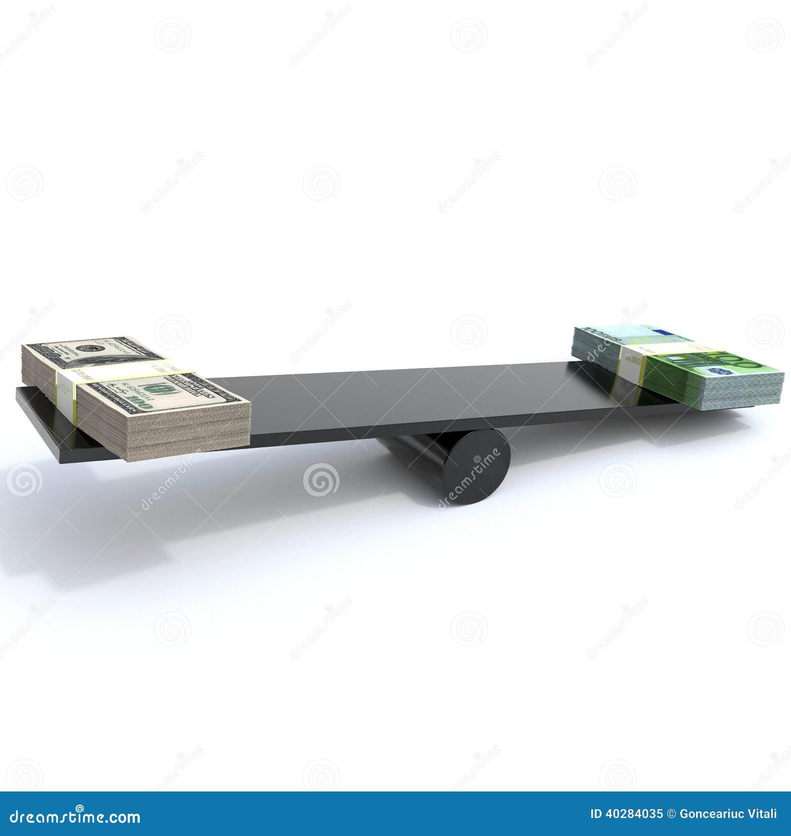 Евро & доллар