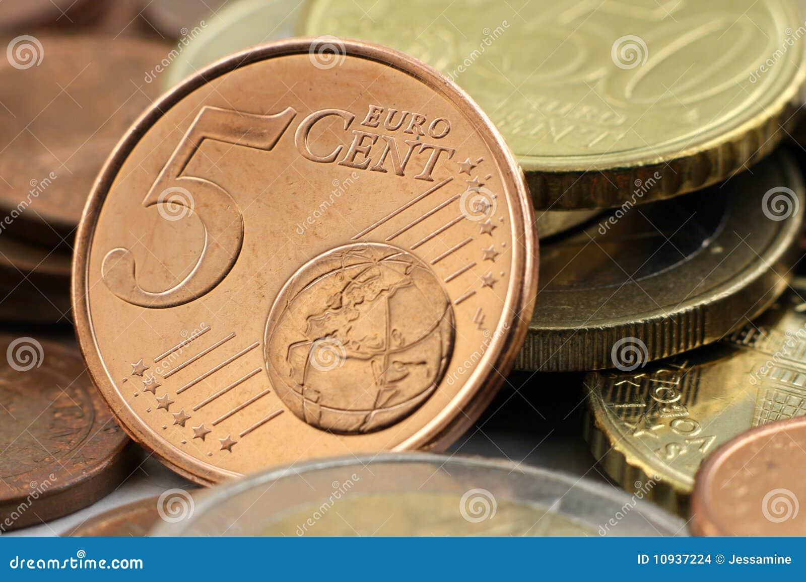 евро 5 центов