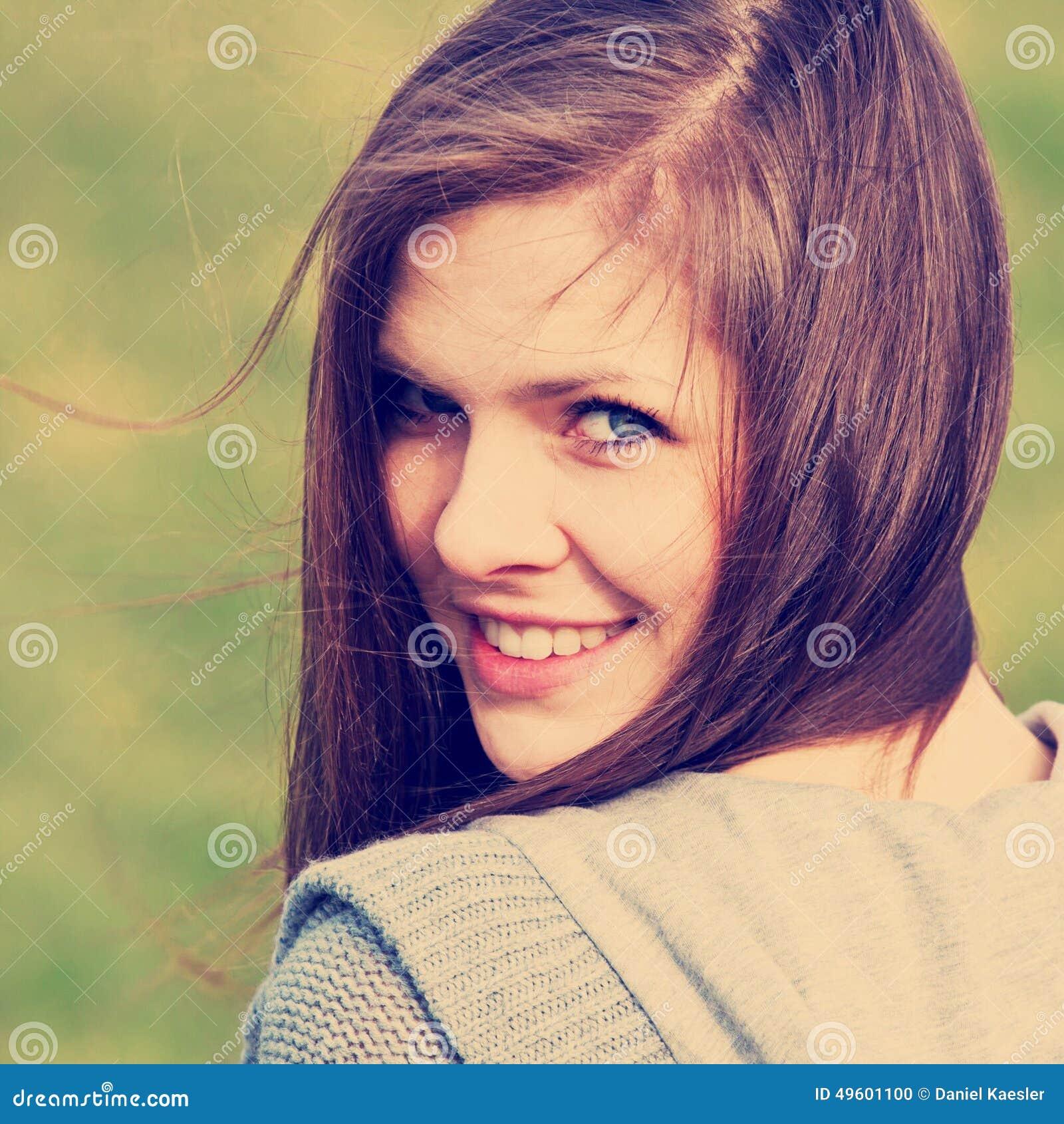 девушка подростковая