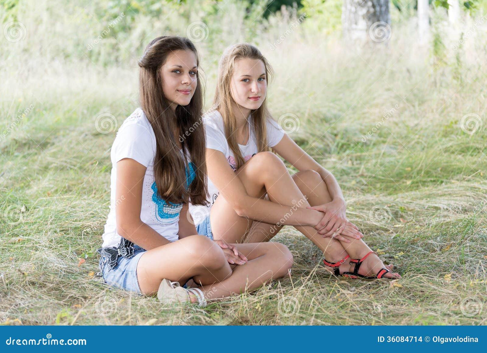 Развратные девочки подростки 11 фотография