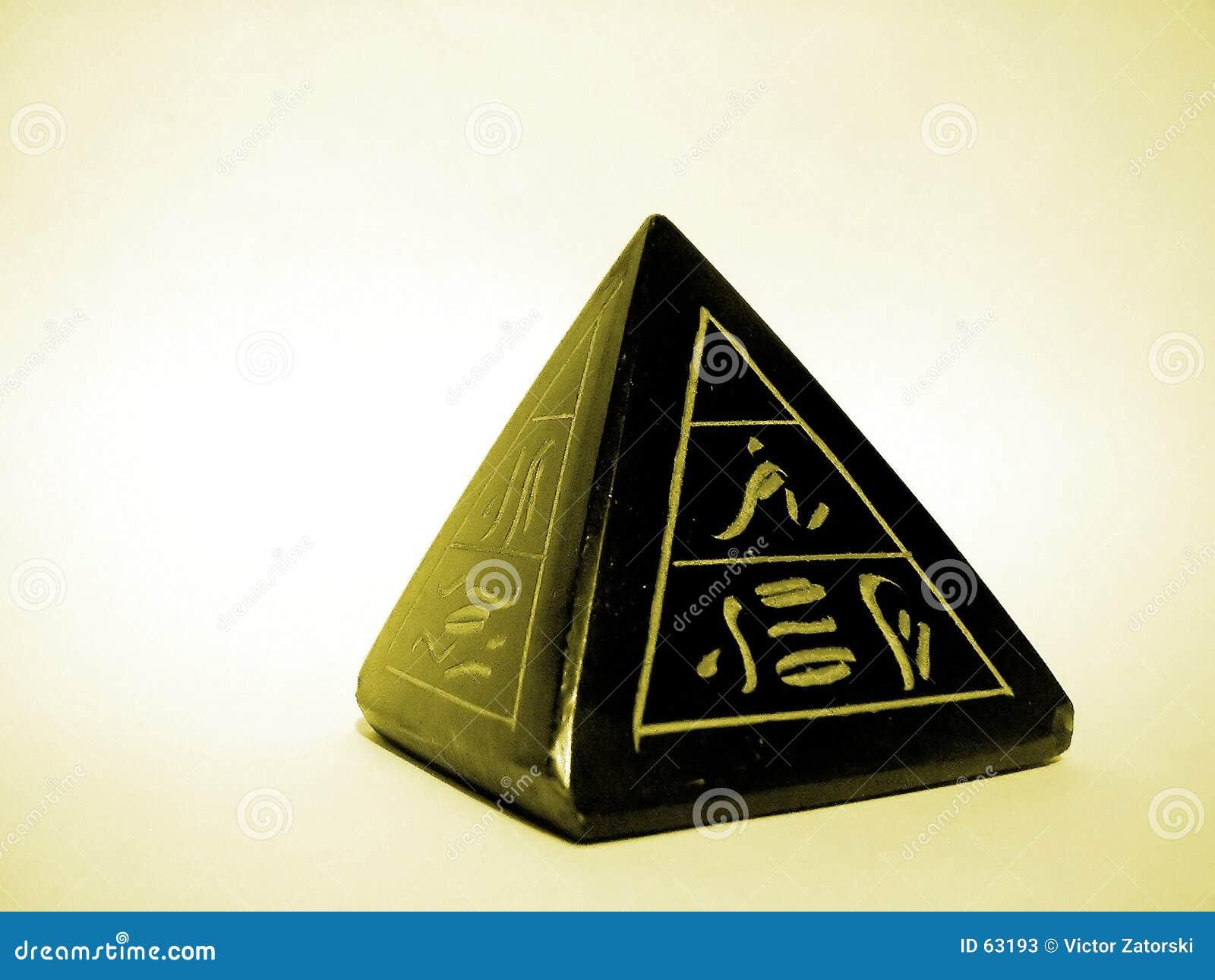 египетская пирамидка